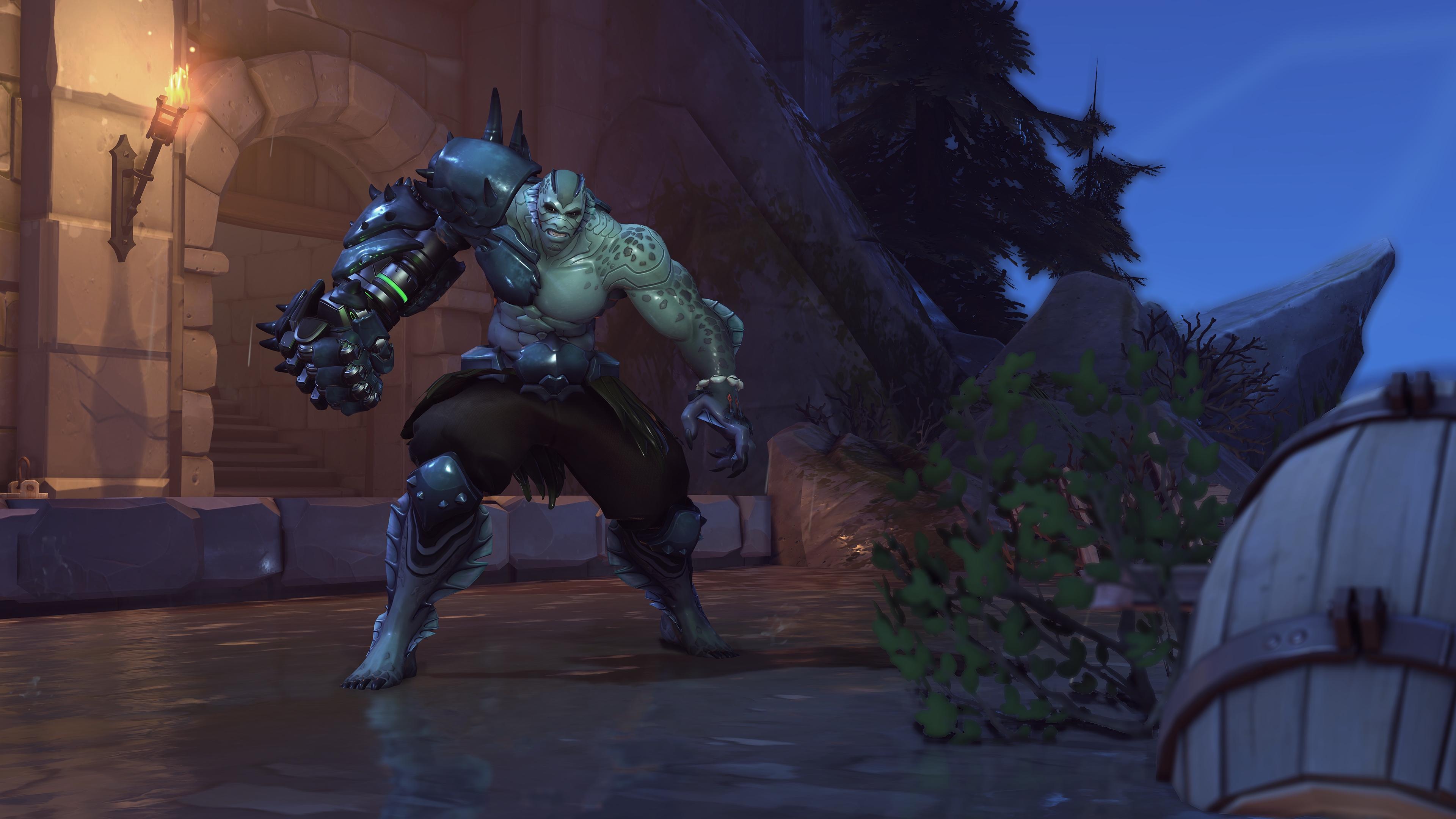 Overwatch Halloween Terror 2018 Blizzard Entertainment