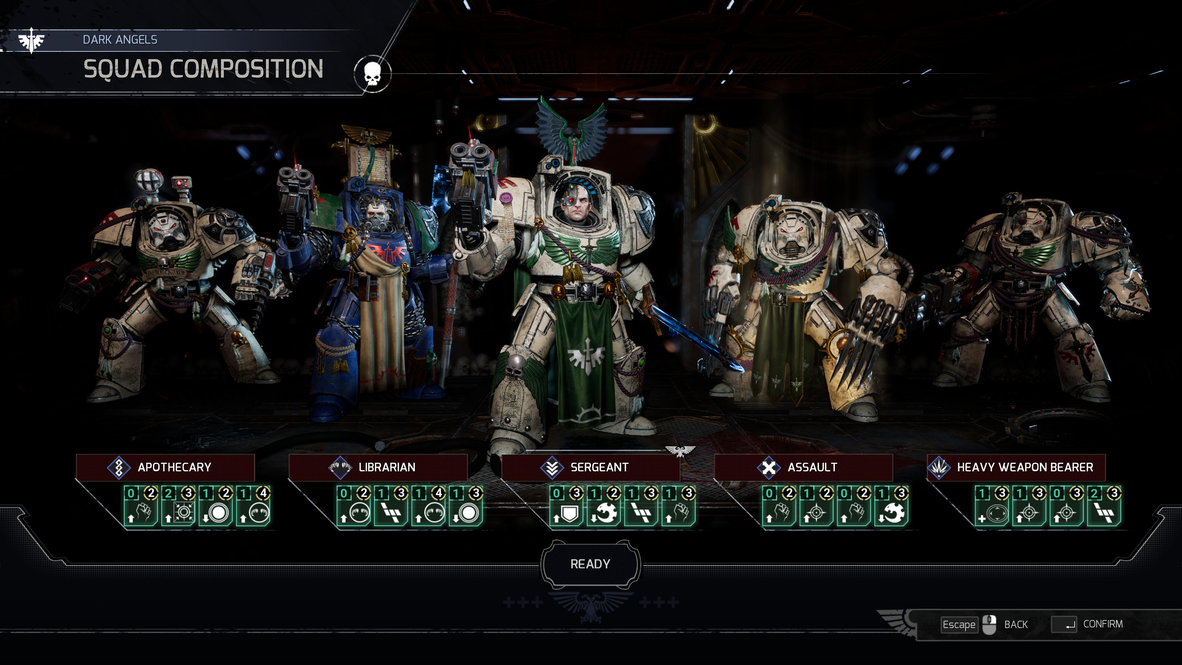warhammer 40k games are a dime a dozen but space hulk tactics