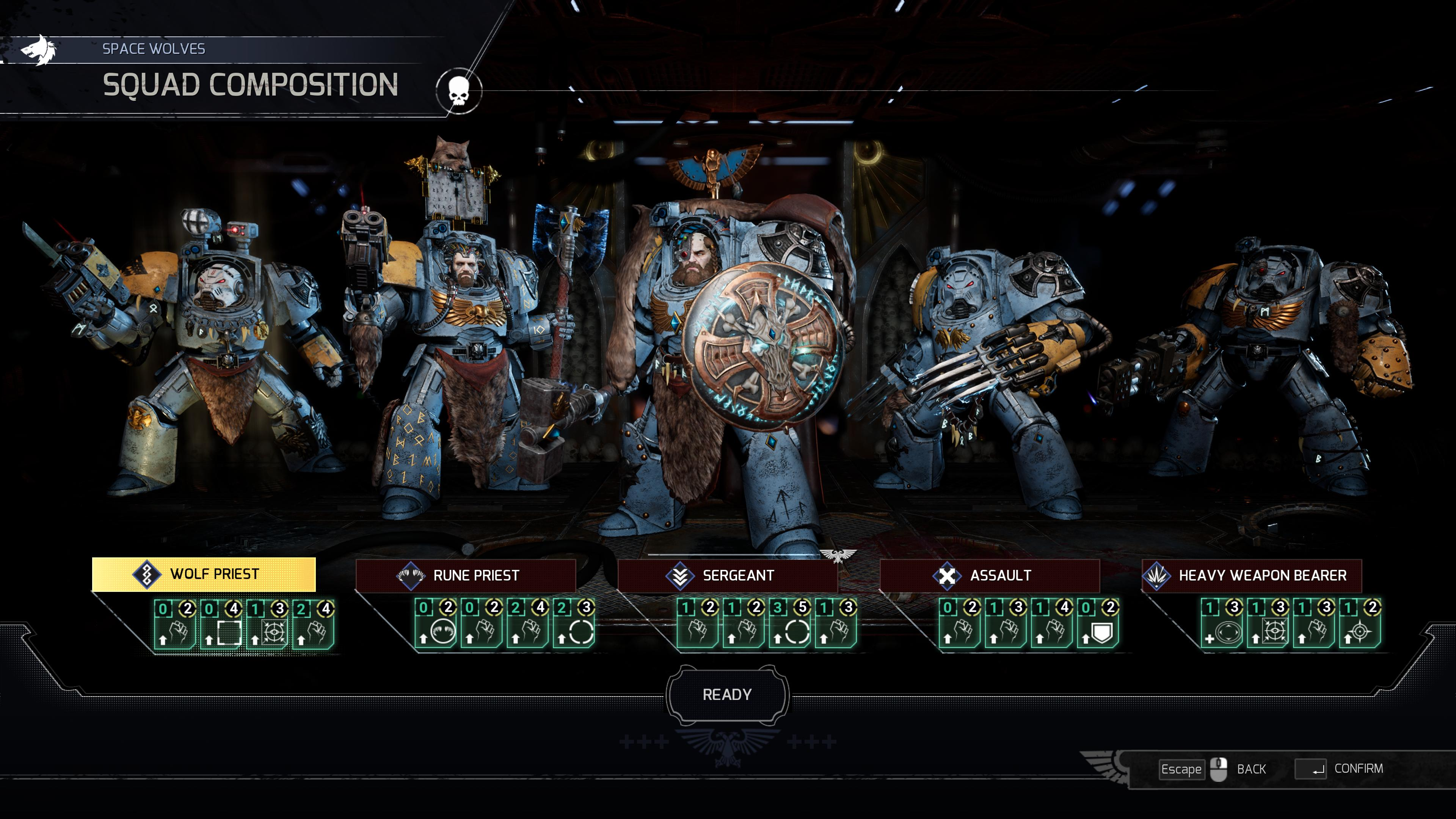 Warhammer 40K games are a dime a dozen, but Space Hulk: Tactics