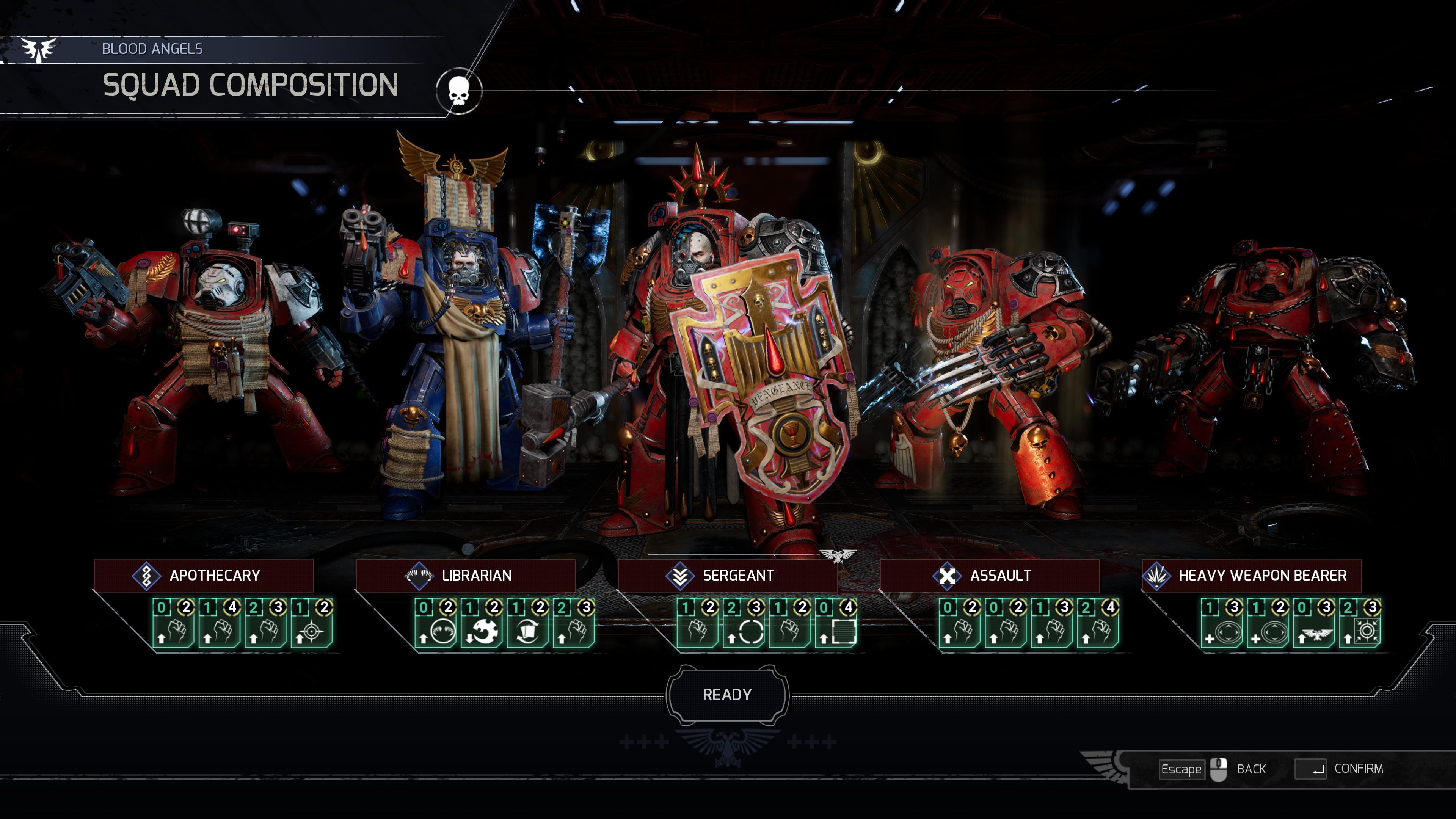 Warhammer 40K games are a dime a dozen, but Space Hulk: Tactics