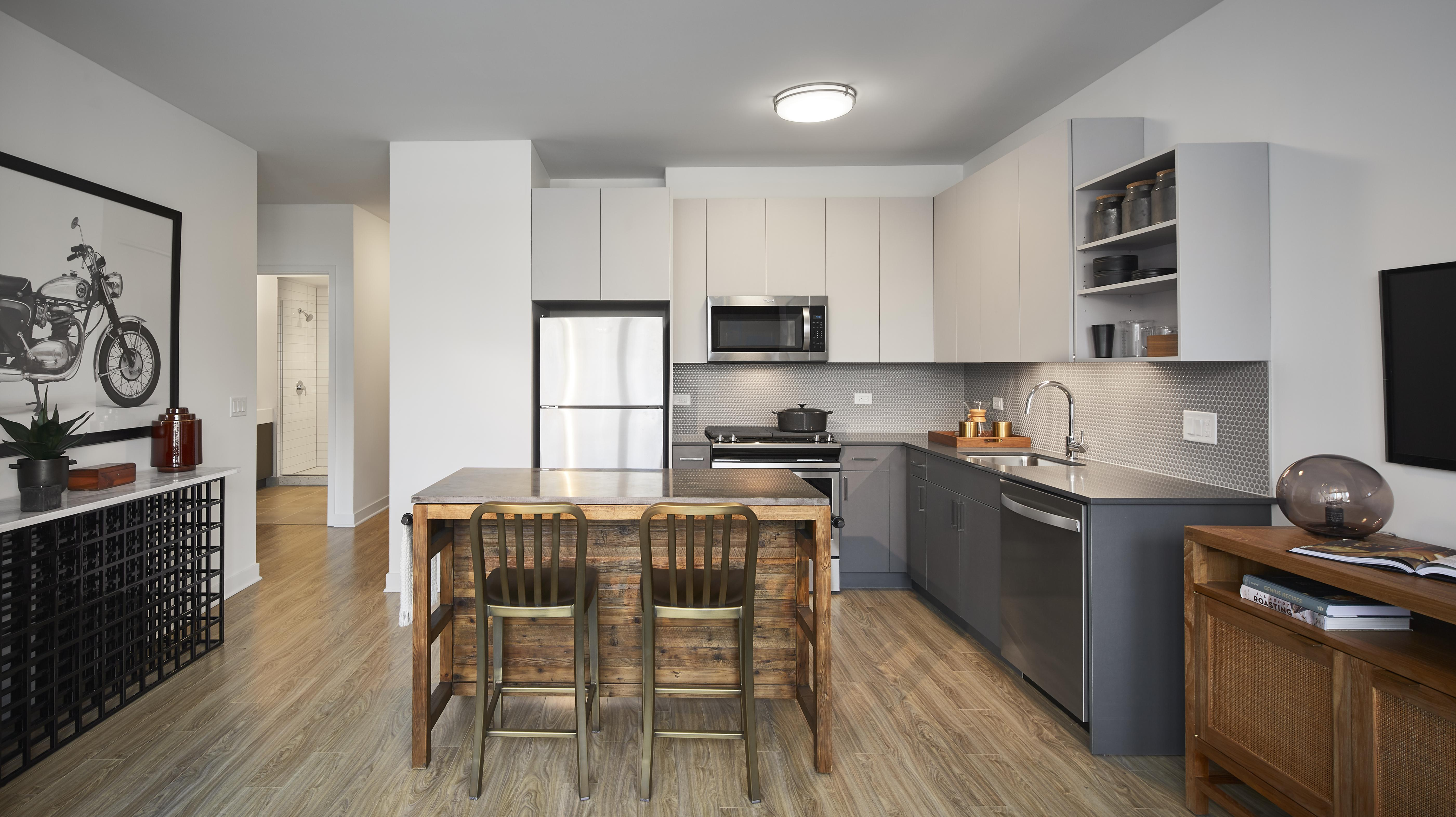 Southbank development welcomes first residents in the South Loop
