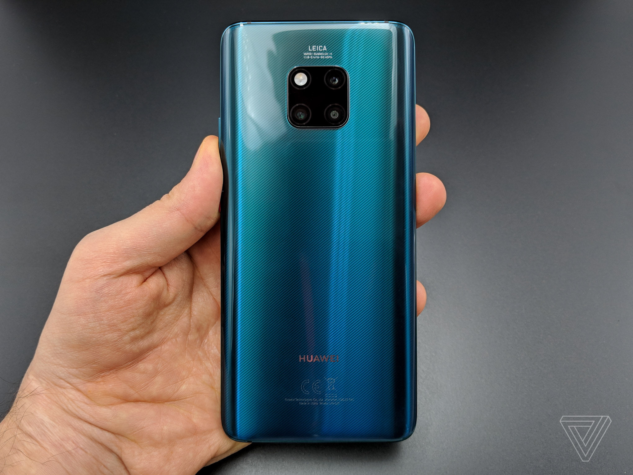 Huawei Mate 20 Pro review: the best phone America can't get - The Verge