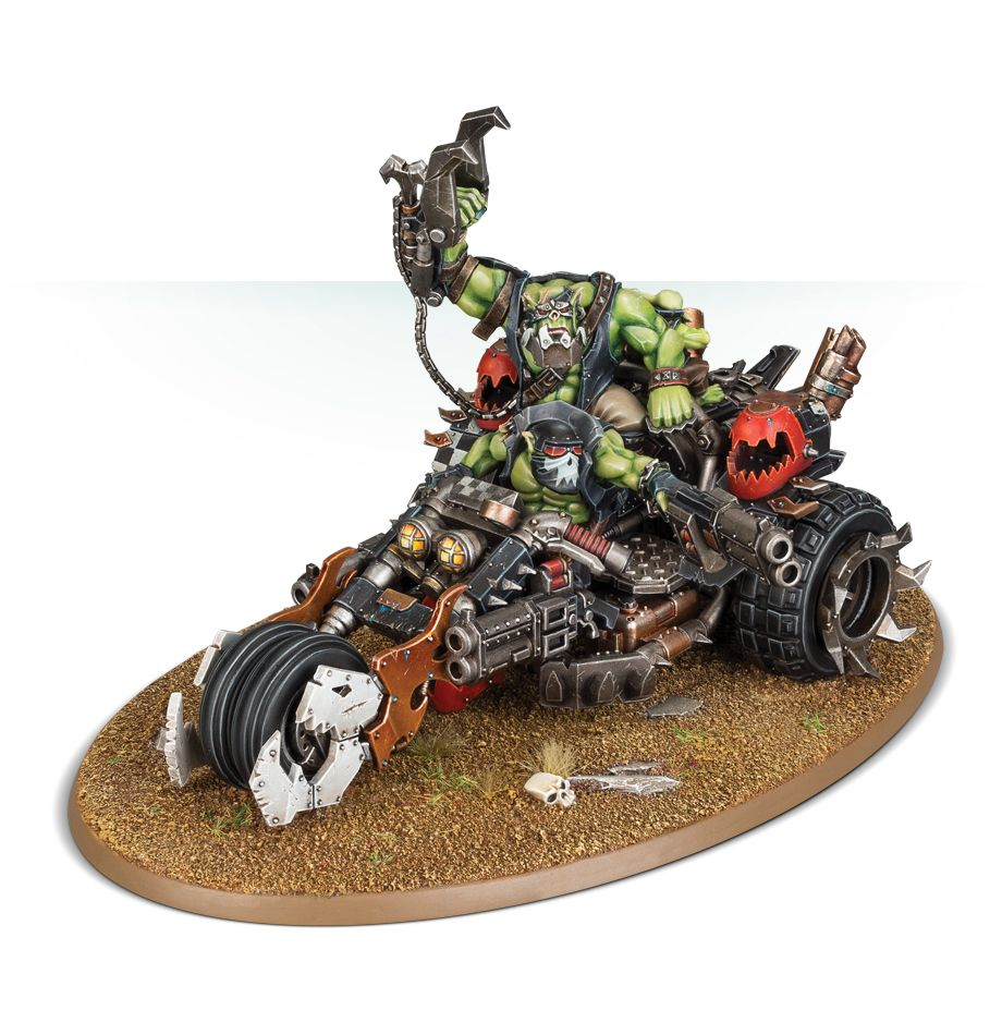 warhammer 40k ork codex 8th edition