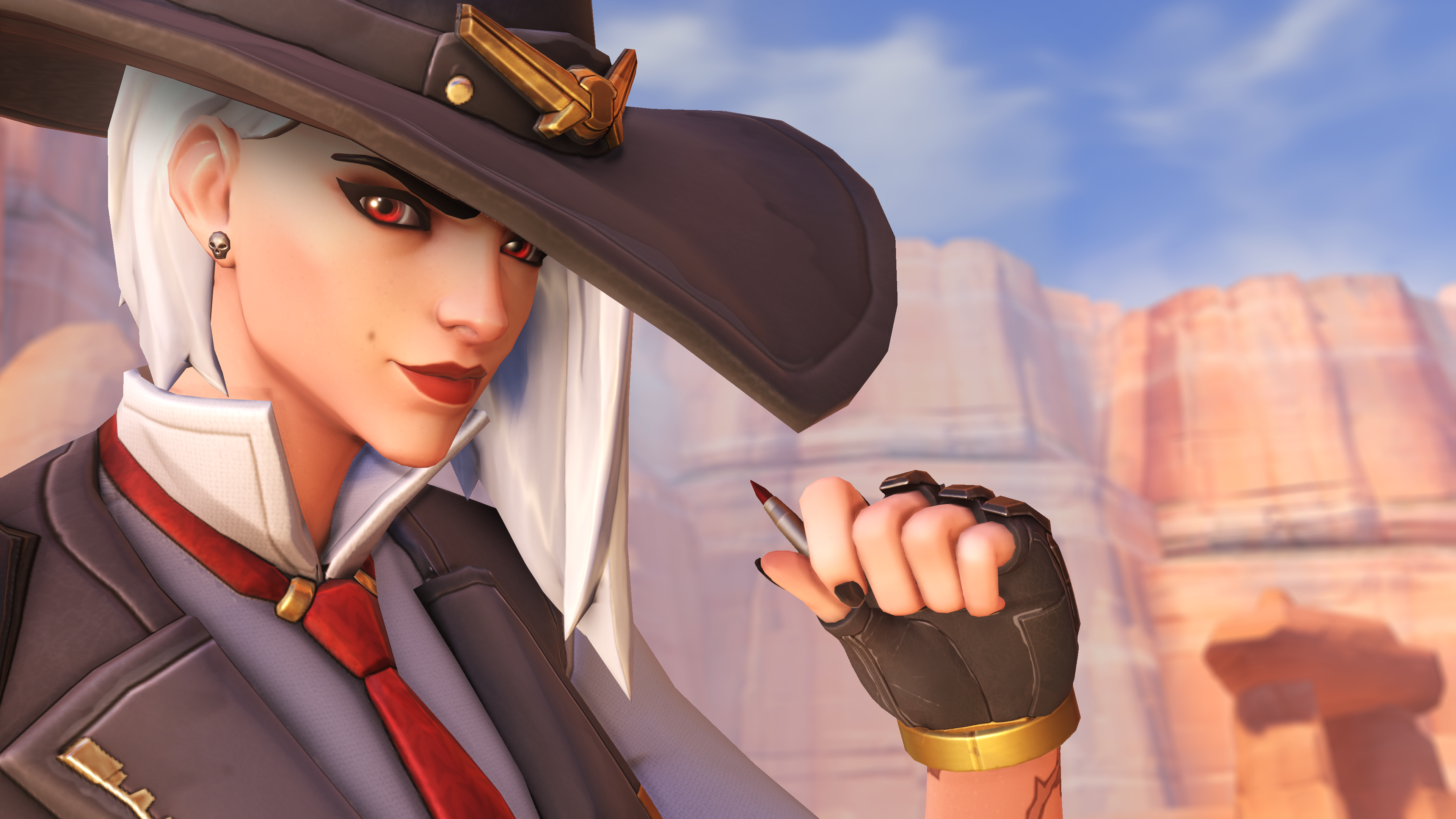Overwatchs Next Character Is A Gunslinger Named Ashe -9435