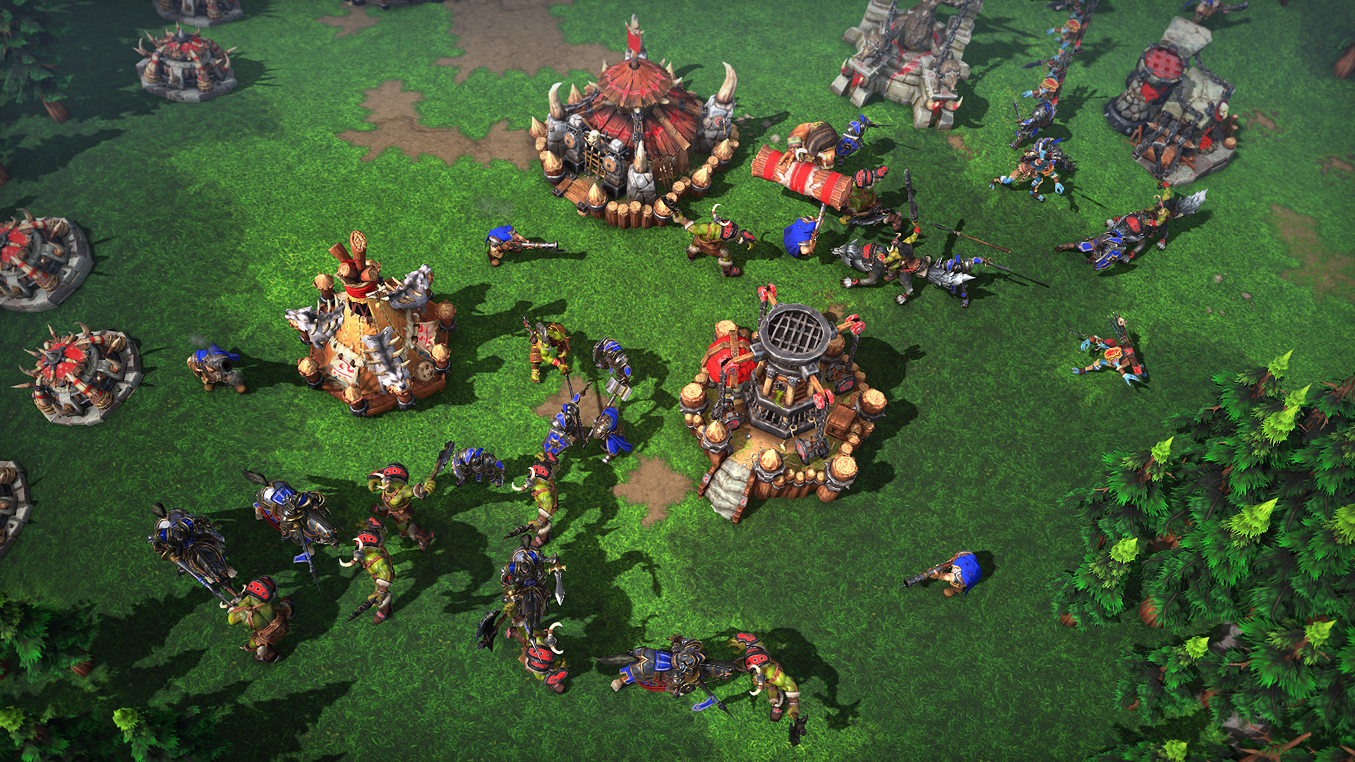 Warcraft 3: Reforged is an HD remaster of the classic RTS