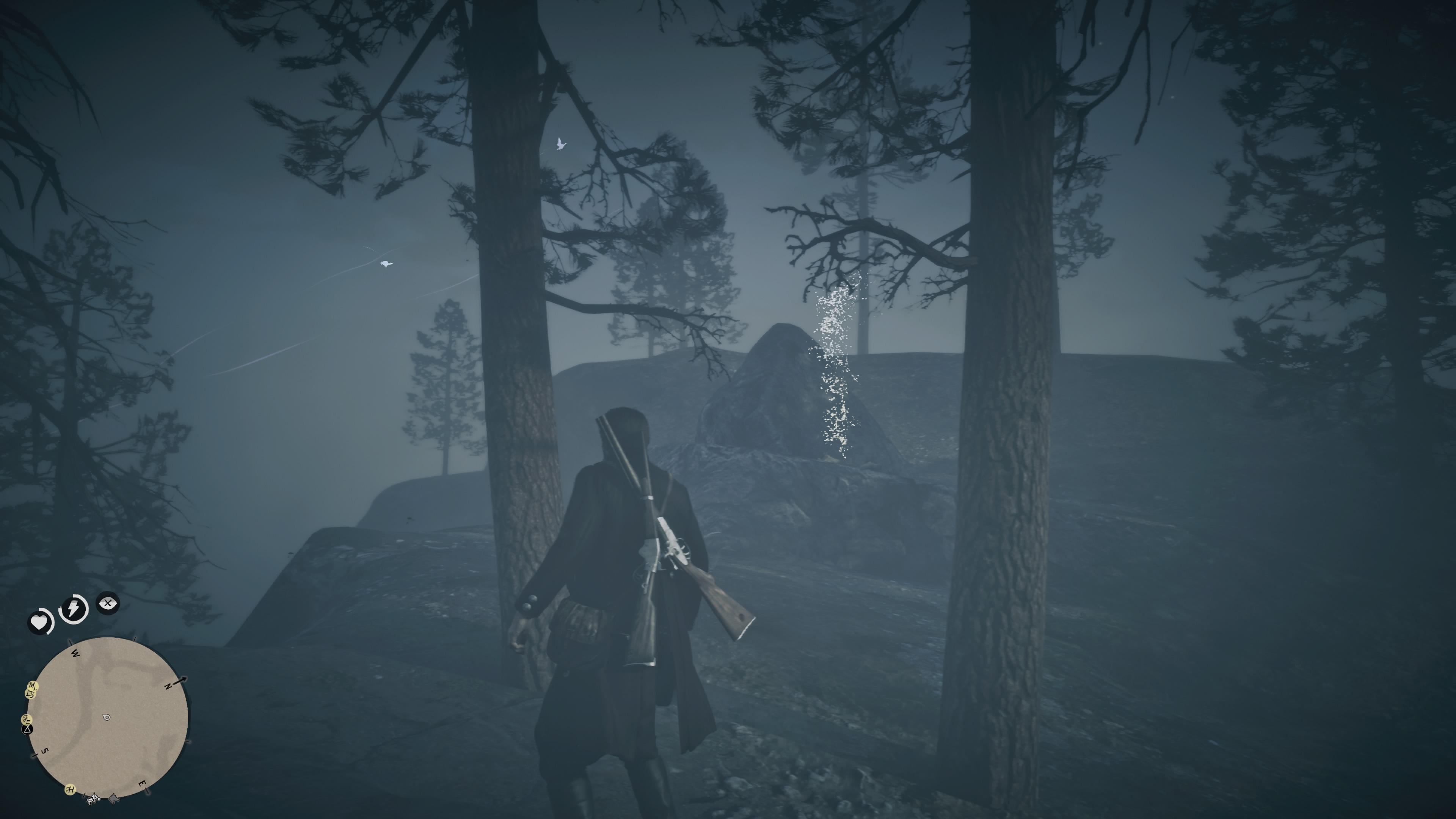 Red Dead Redemption 2 dinosaur bone locations and rewards