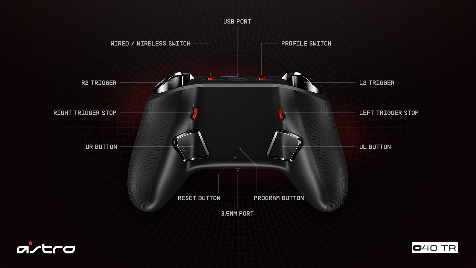 Astro's $199 99 PS4 controller offers 'Elite' levels of
