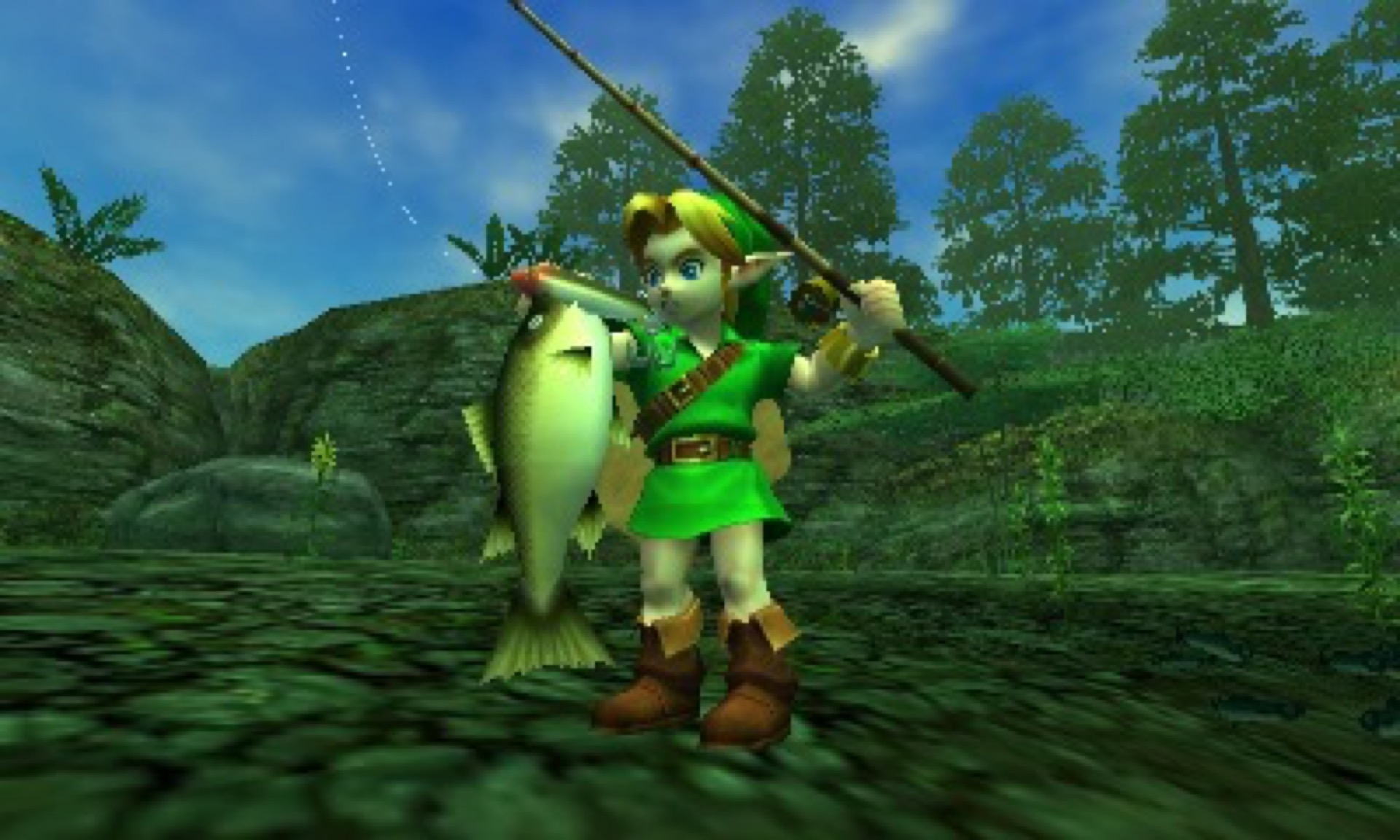 Zelda: Ocarina of Time's Hyrule Field changed how we think