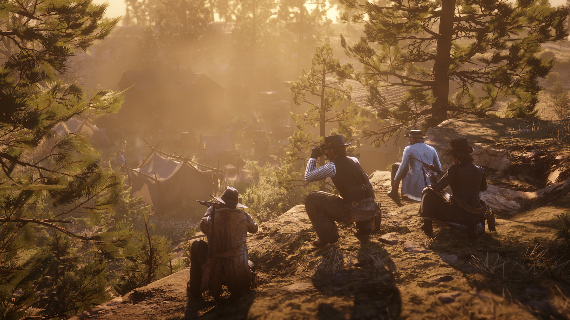 Red Dead Redemption 2 Online: 7 things to know about the beta - Polygon