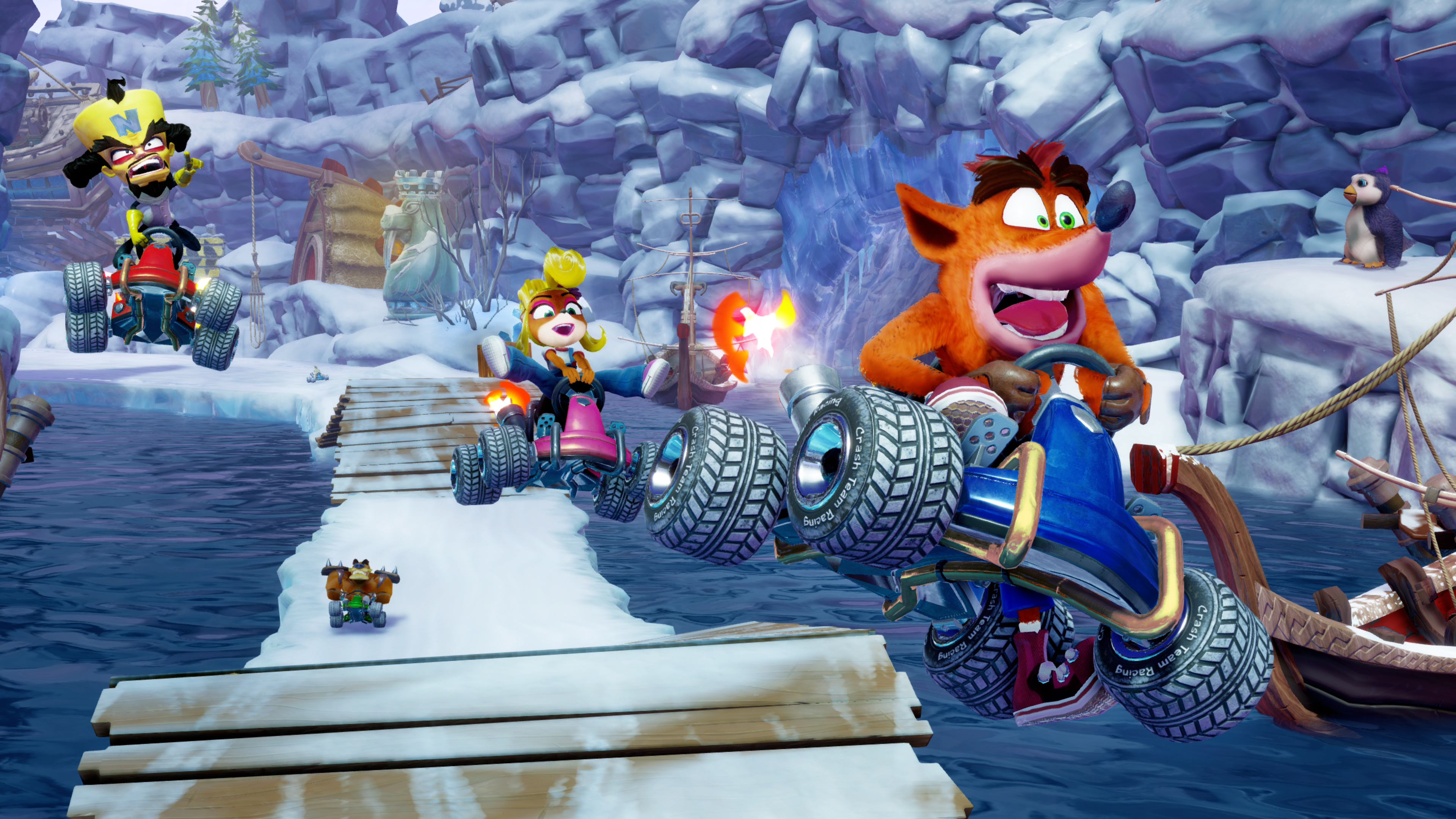 Crash Team Racing Nitro-Fueled HD remaster is out next year