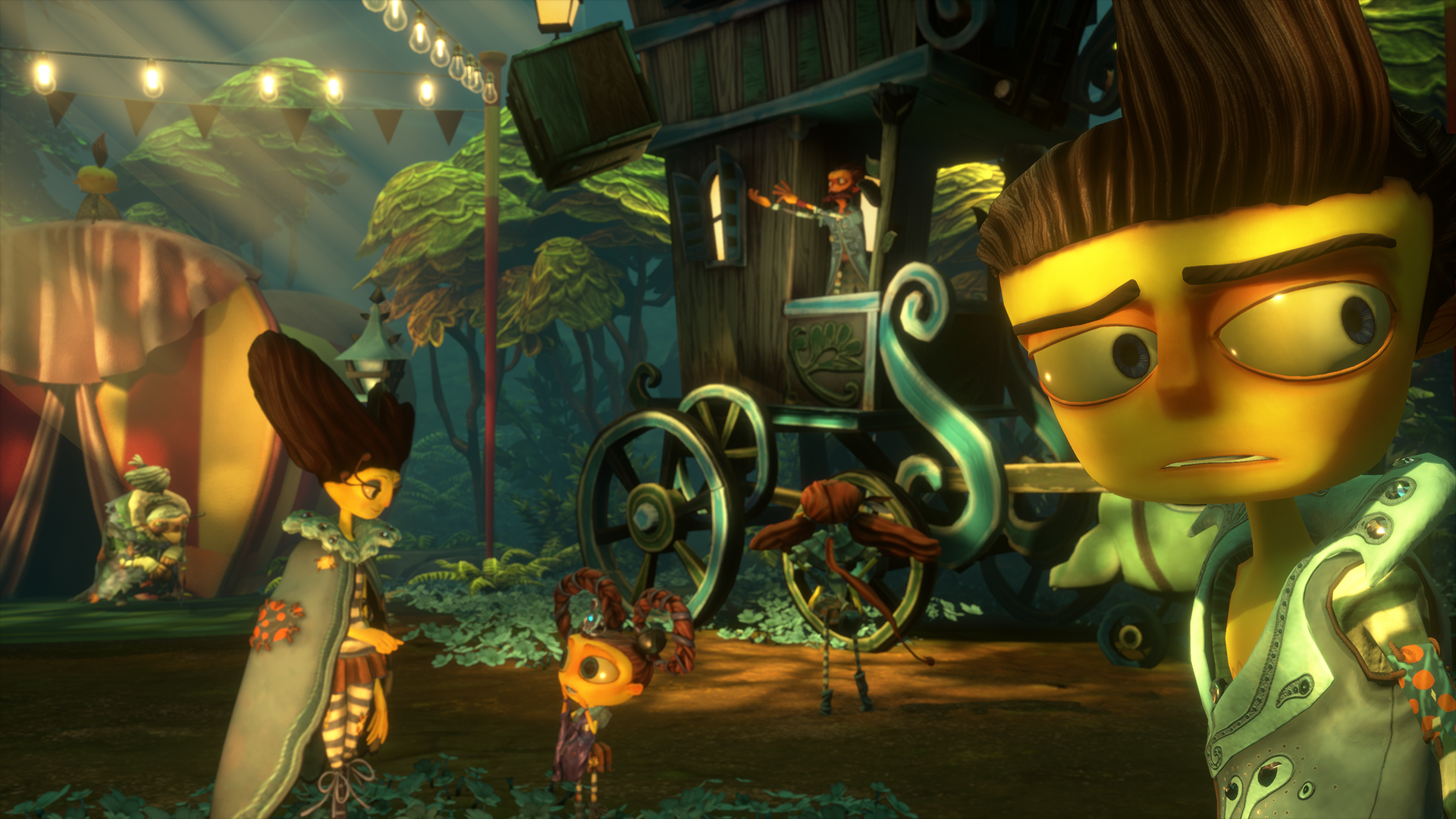 psychonauts 2 u2019s first story trailer premieres at the game