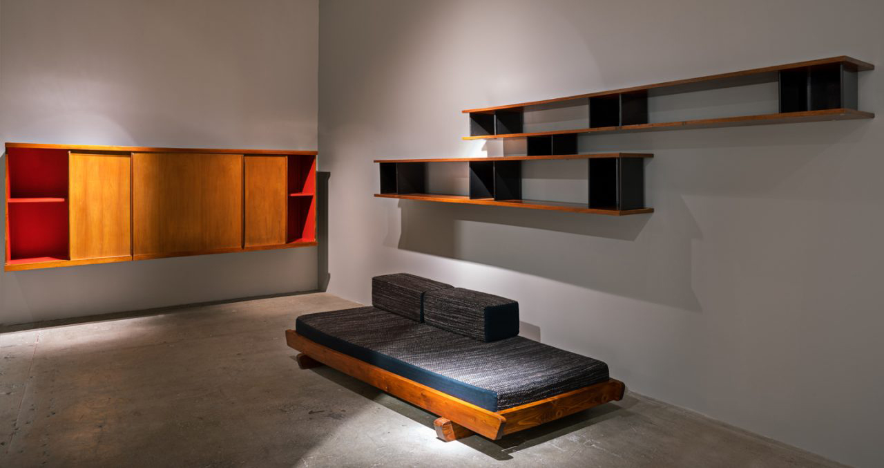 Exhibition showcases 80 years of Charlotte Perriand's brilliant furniture