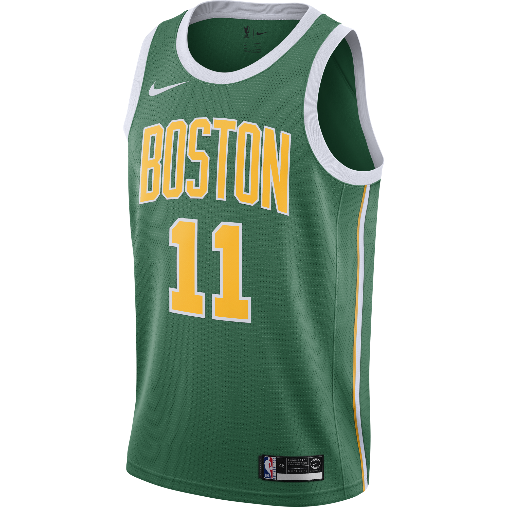 f6c472ca93f0 Kyrie Irving Nike Swingman Jersey - Earned Edition for  109.99 Fanatics