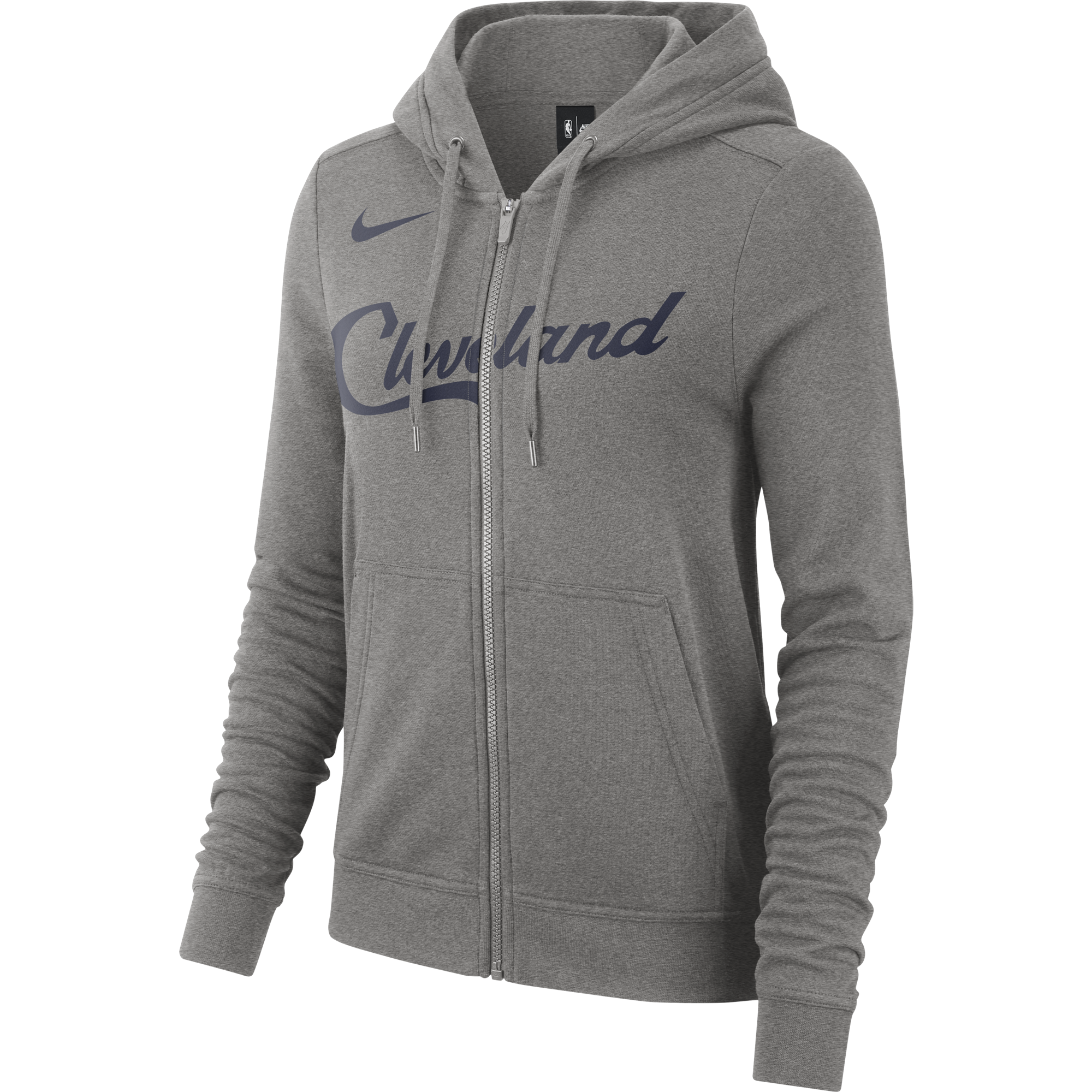 Cleveland Cavaliers Nike Women s Earned Edition Full-Zip Hoodie for  74.99  Fanatics ae012f7bc