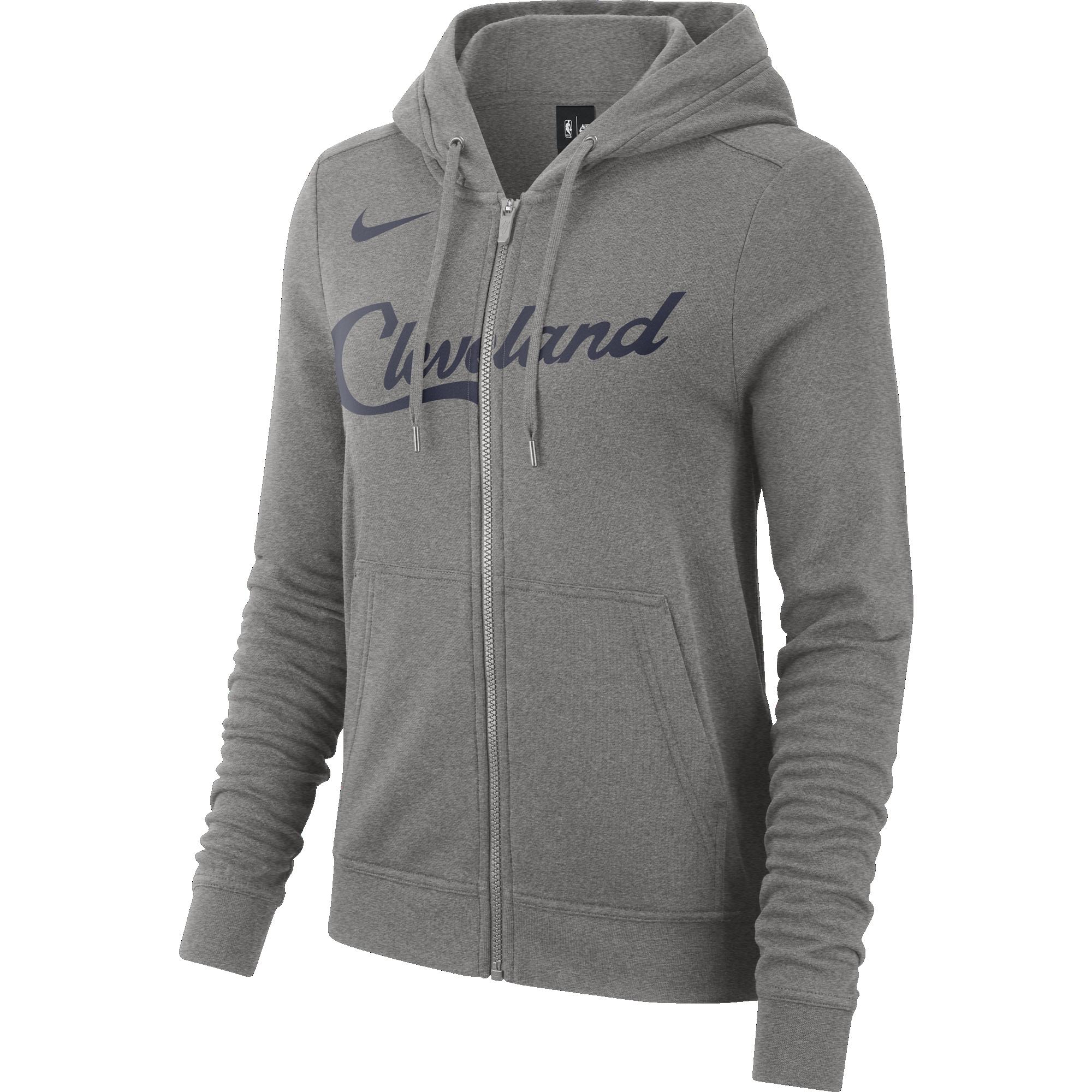 Cleveland Cavaliers Nike Women s Earned Edition Full-Zip Hoodie for  74.99  Fanatics 8d679fc6b