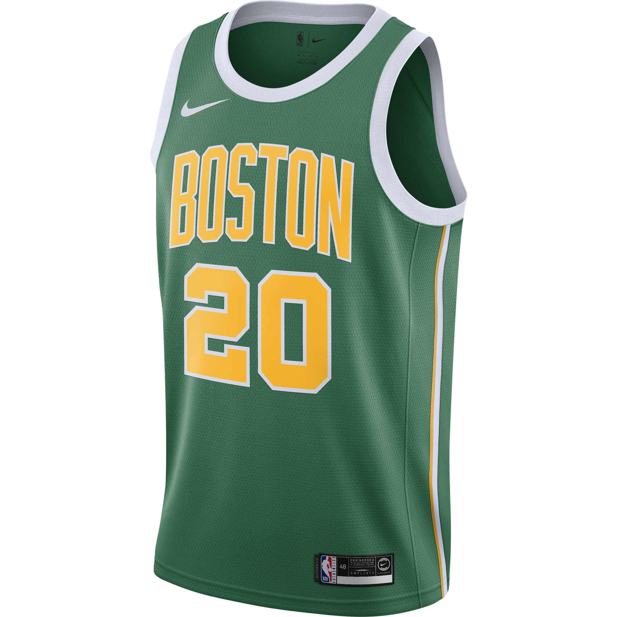 c404f0638969 Gordon Hayward Nike Swingman Jersey - Earned Edition for  109.99 Fanatics