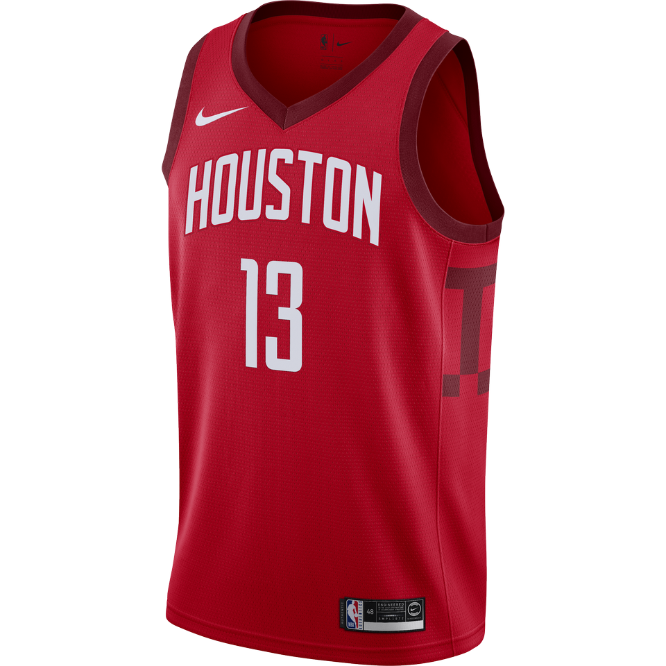 ae6b5f0936ef James Harden Nike Swingman Jersey - Earned Edition for  109.99 Fanatics