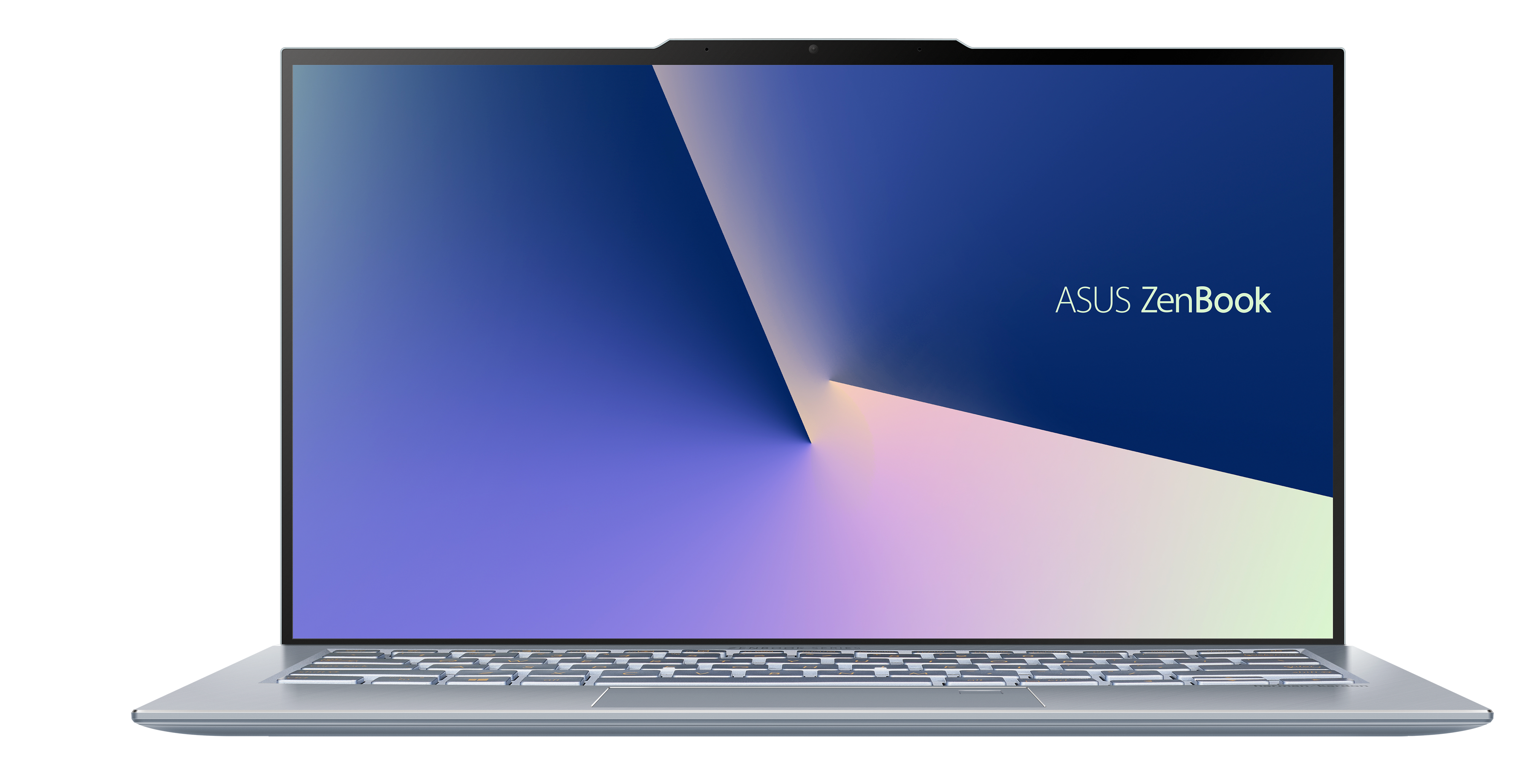 asus reversed the notch to get its laptop bezels even. Black Bedroom Furniture Sets. Home Design Ideas