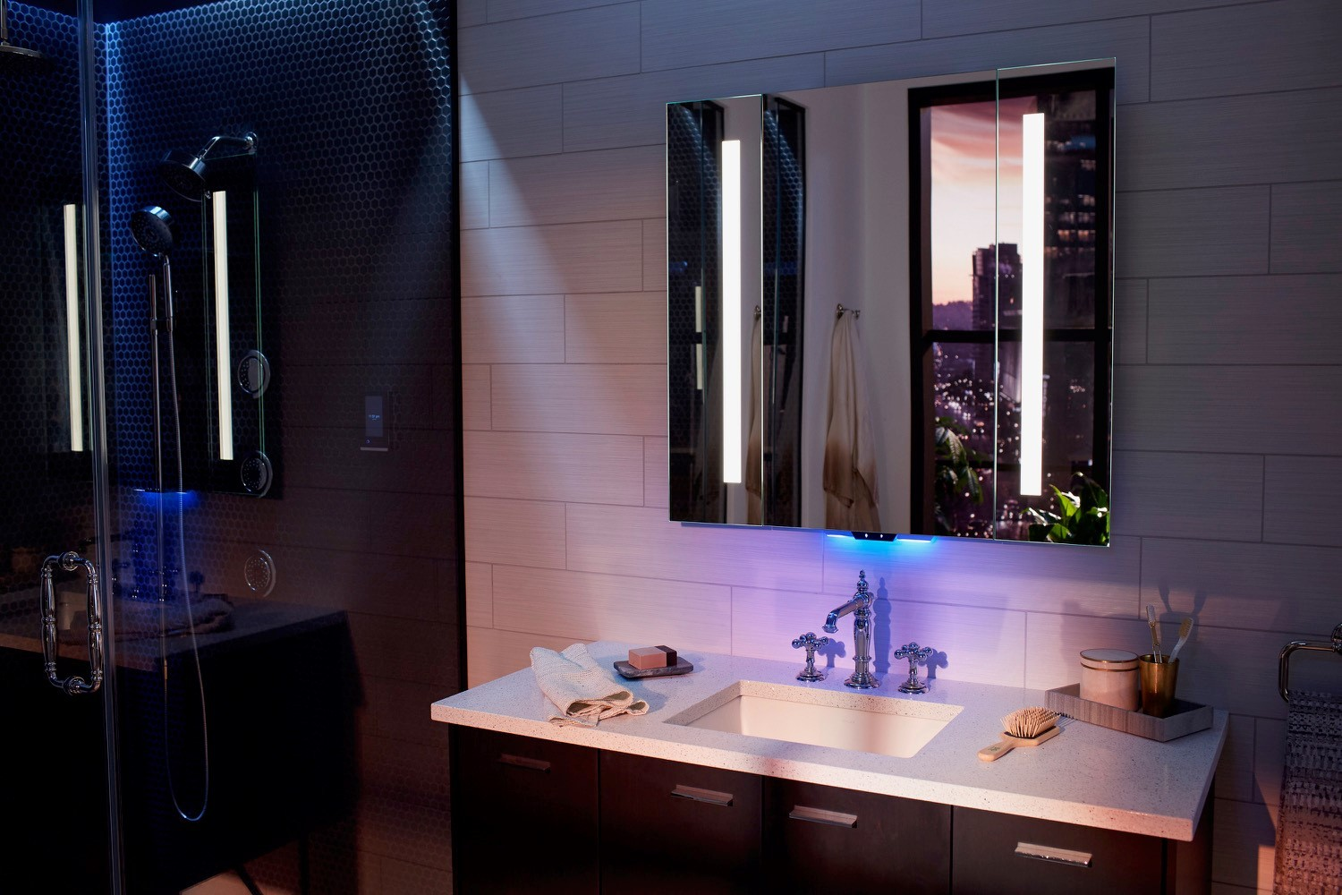 Kohler's smart toilet promises a 'fully-immersive experience