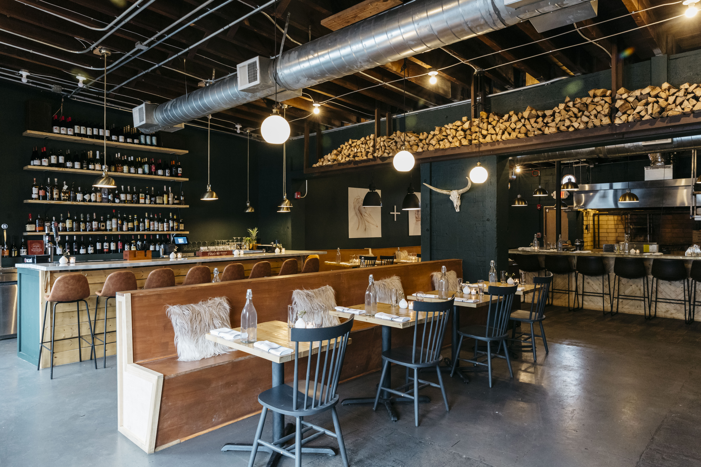 Take a First Look Inside East Nashville's Cozy New Neighborhood Restaurant