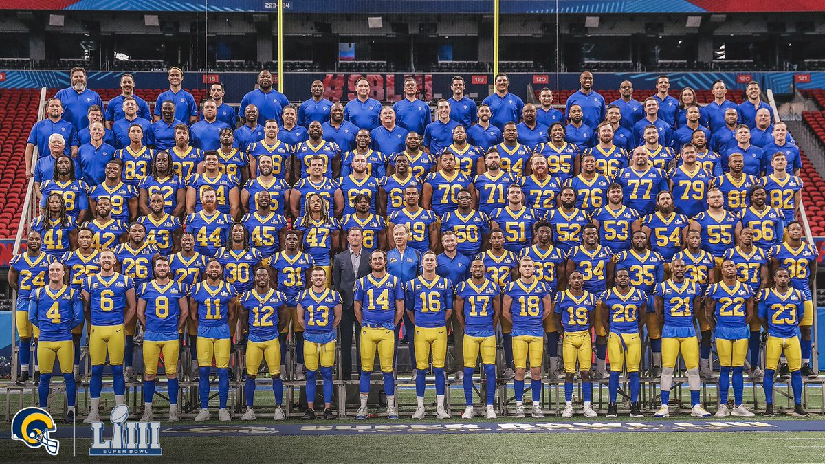 Super Bowl LIII, LA Rams vs. New England Patriots: Live gamethread ...