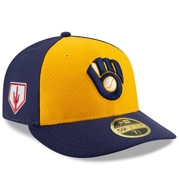 new arrival ab761 73b50 New Era 2019 Spring Training caps drop some new team looks ...