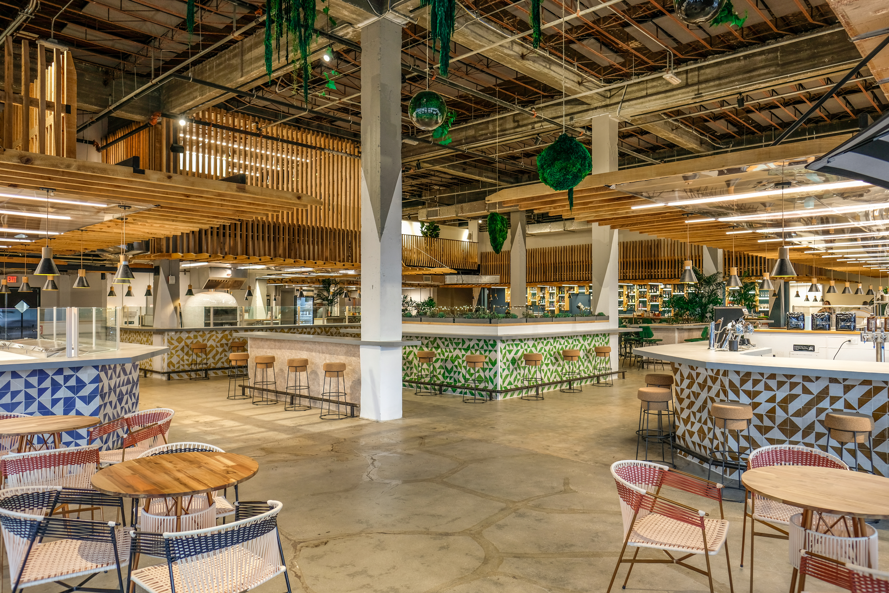 Miami's Latest Food Hall, The Citadel, Arrives in Little River