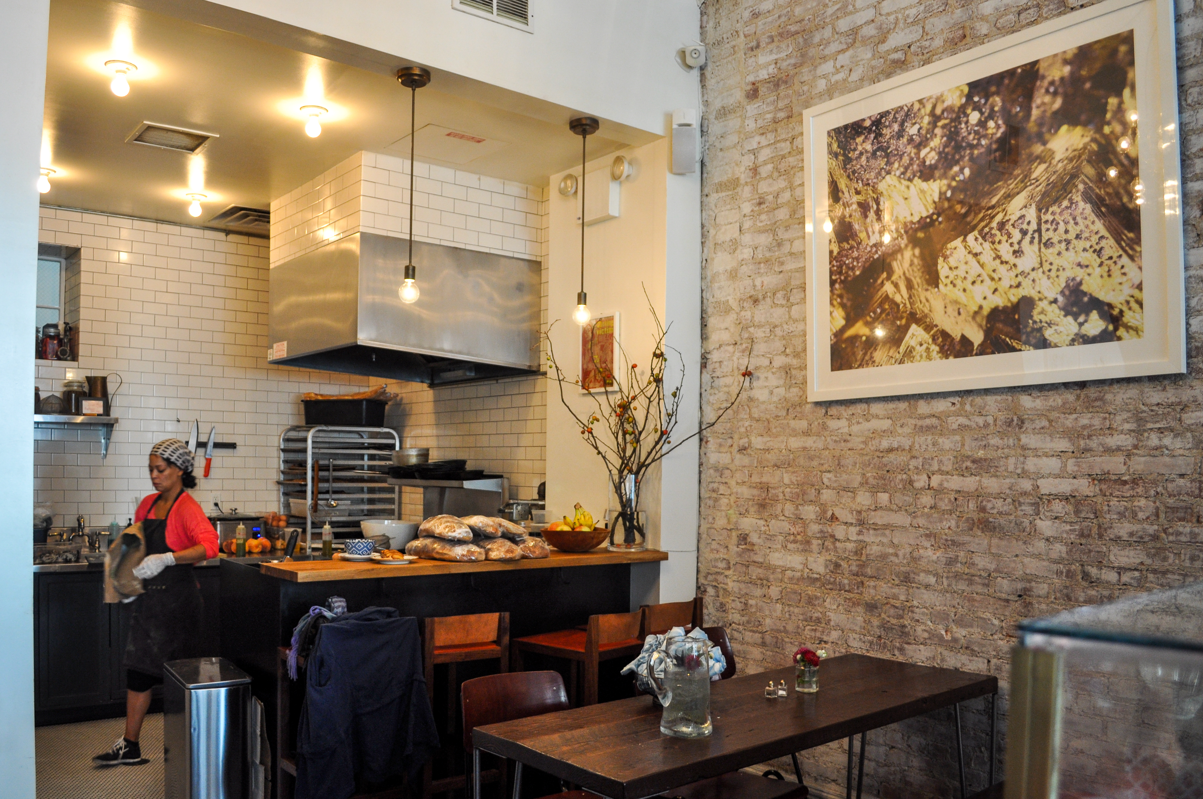 Nourish Kitchen Table Tempting West Village Gym Goers With