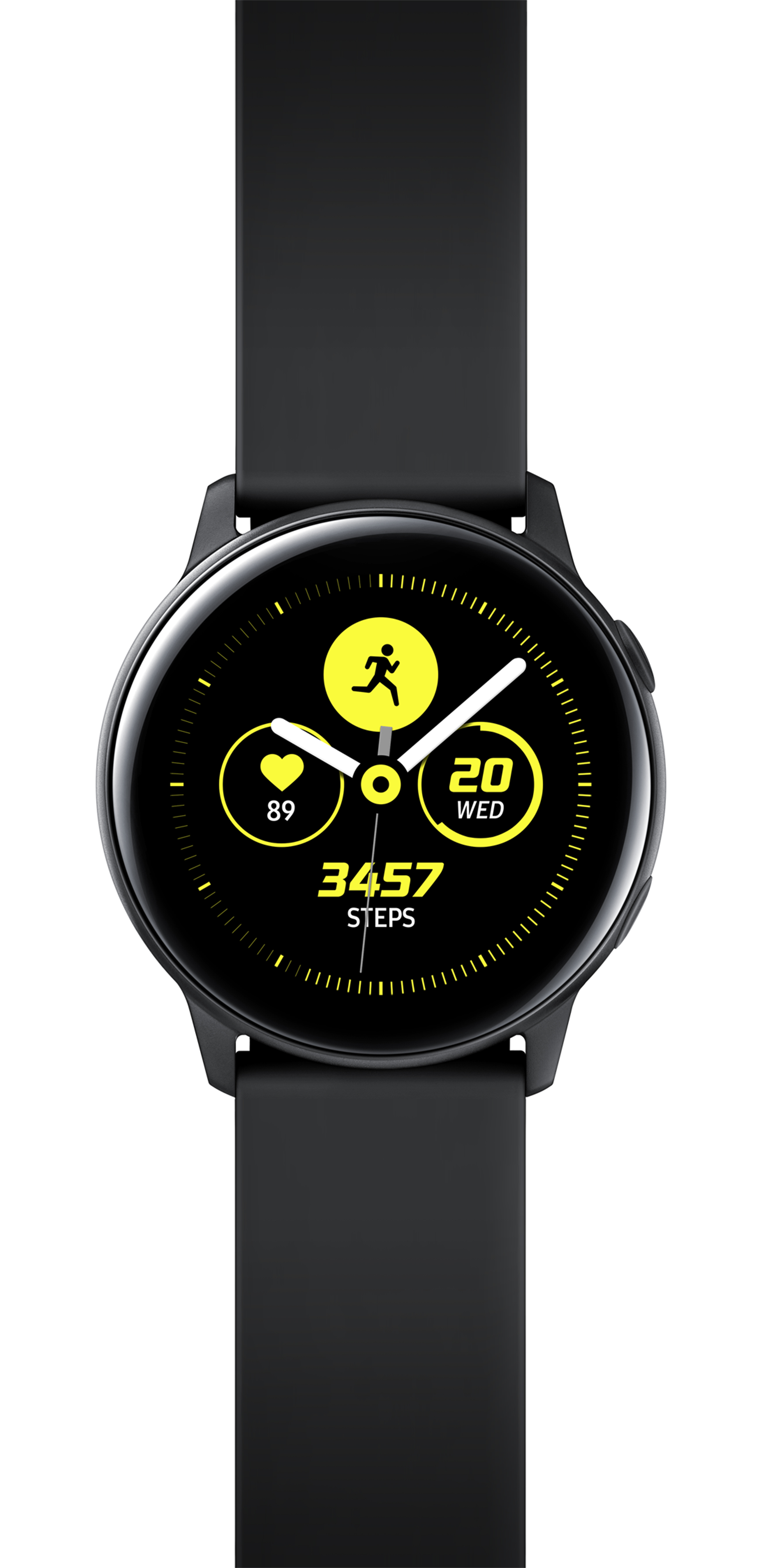 Samsung's new Galaxy Watch Active measures blood pressure