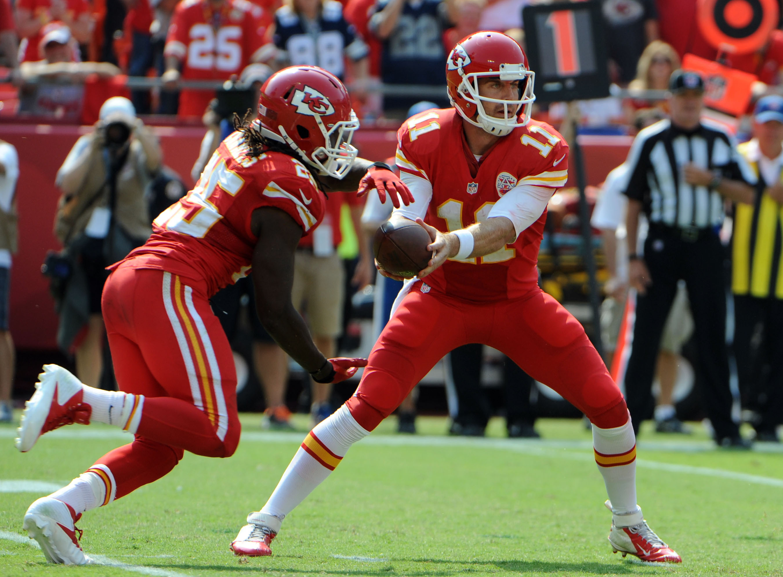 kansas city chiefs will wear red on red uniforms arrowhead pride