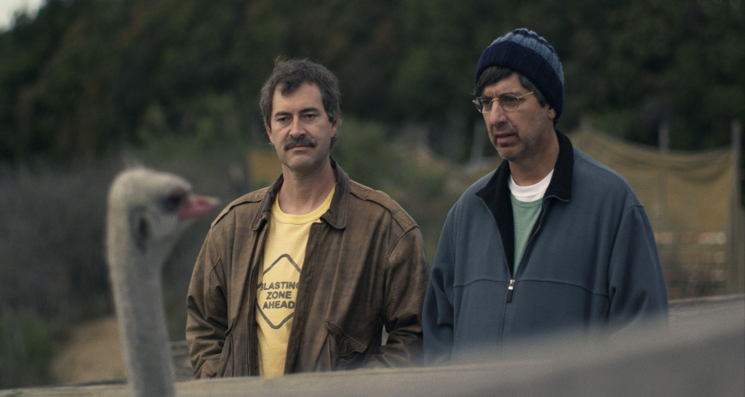 Ray Romano's Netflix movie Paddleton is a surprise in every way