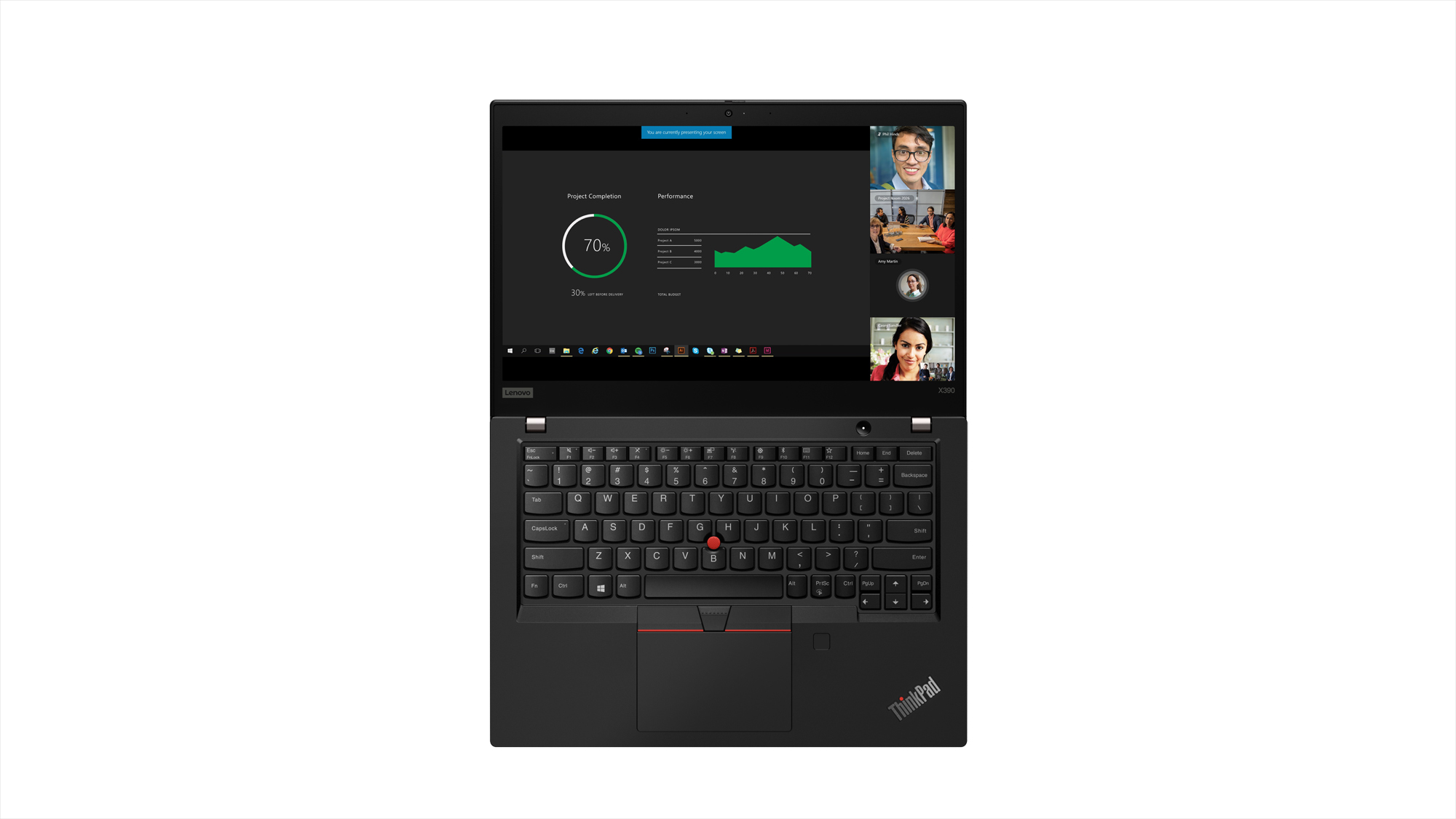 Lenovo's latest IdeaPads and ThinkPads include more premium