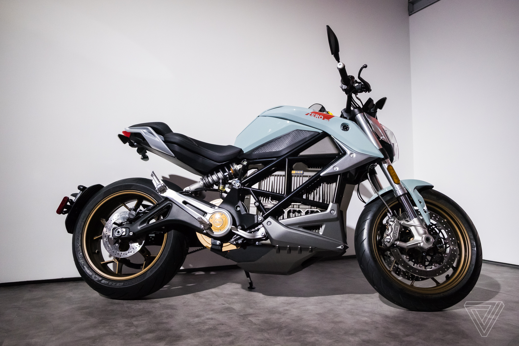 Grid View Zero Has Been Making Electric Motorcycles