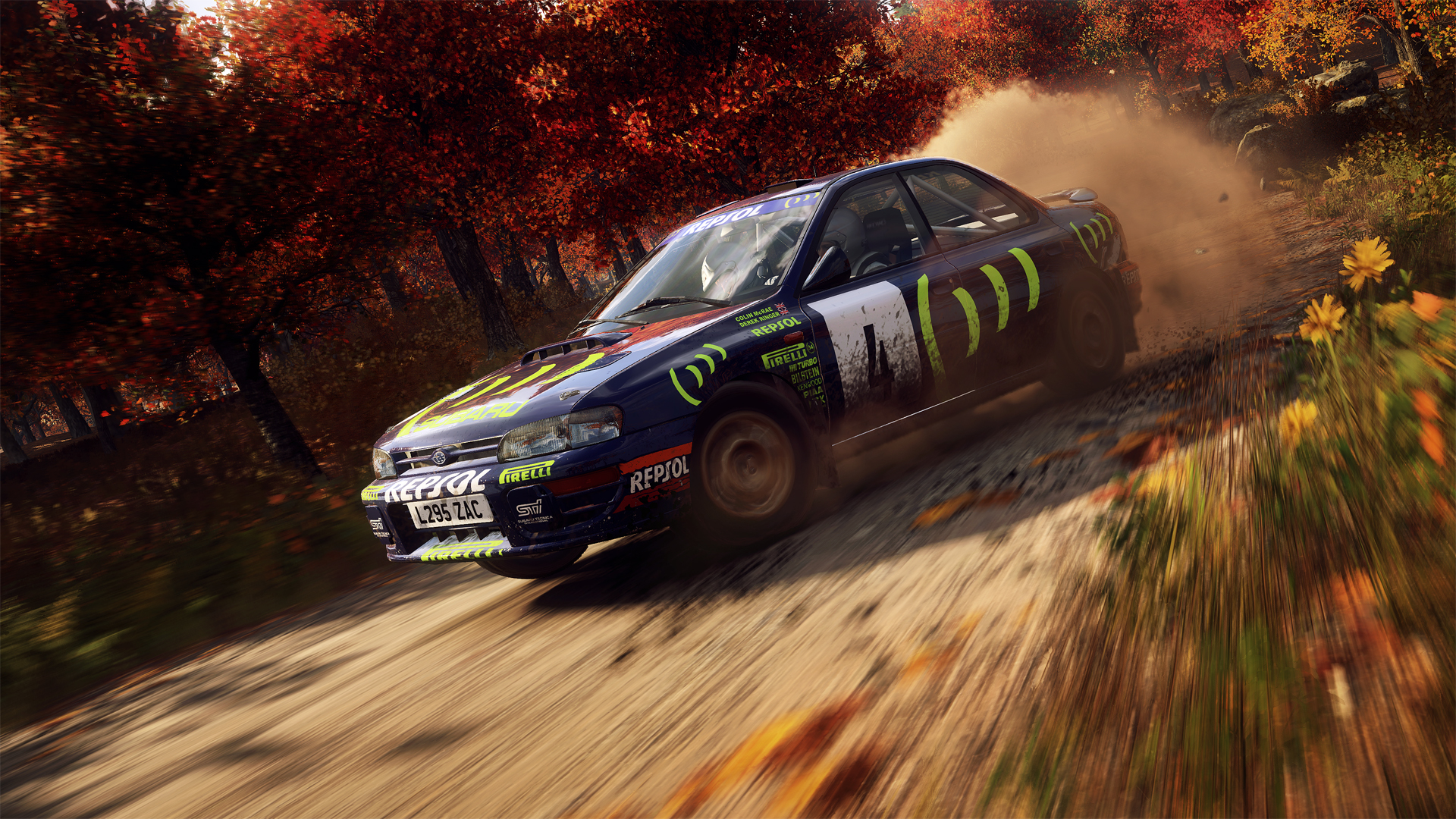 dirt rally 2 0 review great racing without compromise. Black Bedroom Furniture Sets. Home Design Ideas