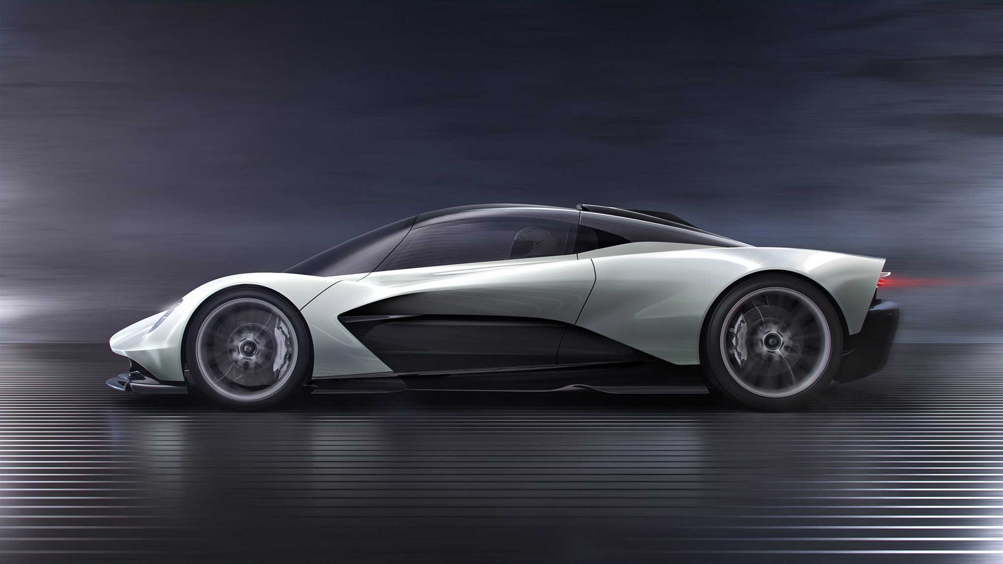 Aston Martin's new hypercar makes you use your smartphone as the
