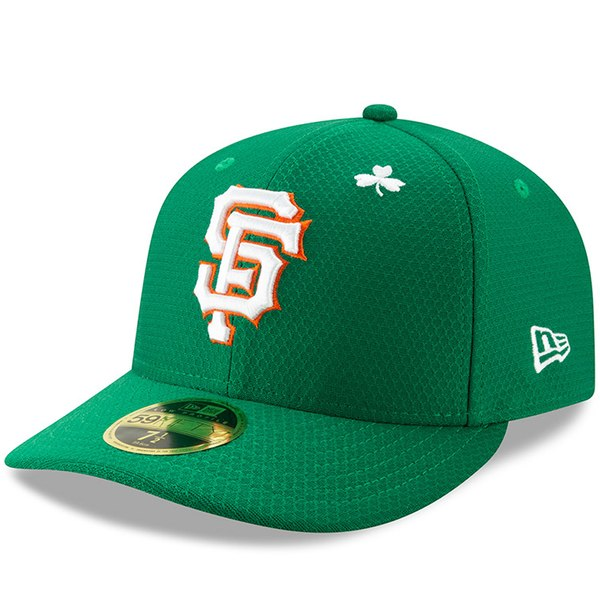 f8fdd8d267c New Era 2019 St. Patrick s Day On-Field Low Profile 59FIFTY Fitted Hat for  39.99  Walmart