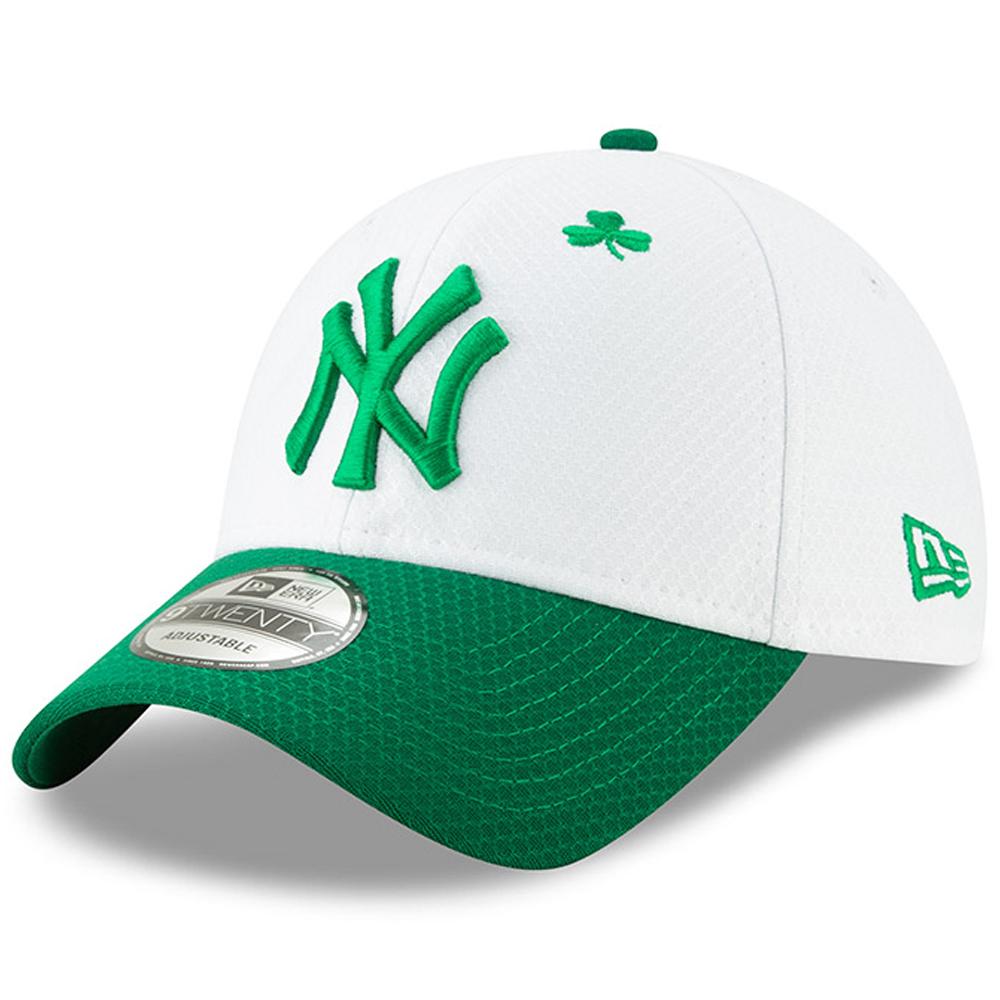 classic fit 71062 92cf1 New Era 2019 St. Patrick s Day 9TWENTY Adjustable Hat for  29.99 Walmart