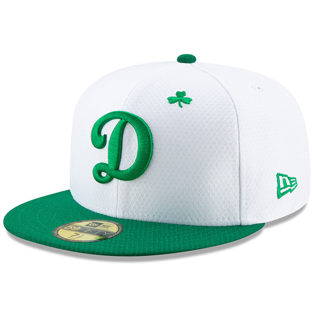 179b4134b42 New Era 2019 St. Patrick s Day On-Field 59FIFTY Fitted Hat for  39.99  Walmart