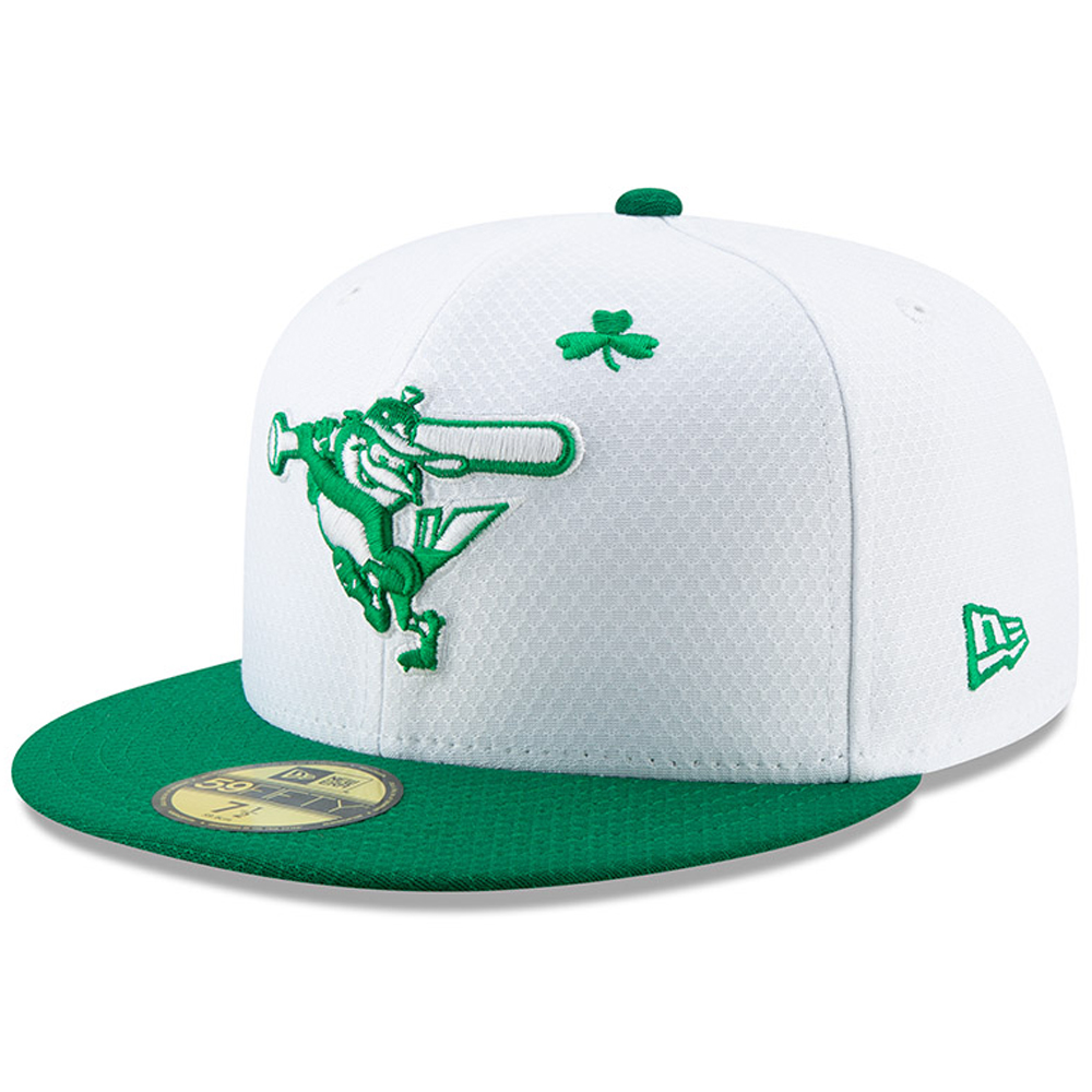04d40e973879a New Era 2019 St. Patrick s Day On-Field 59FIFTY Fitted Hat for  39.99  Walmart