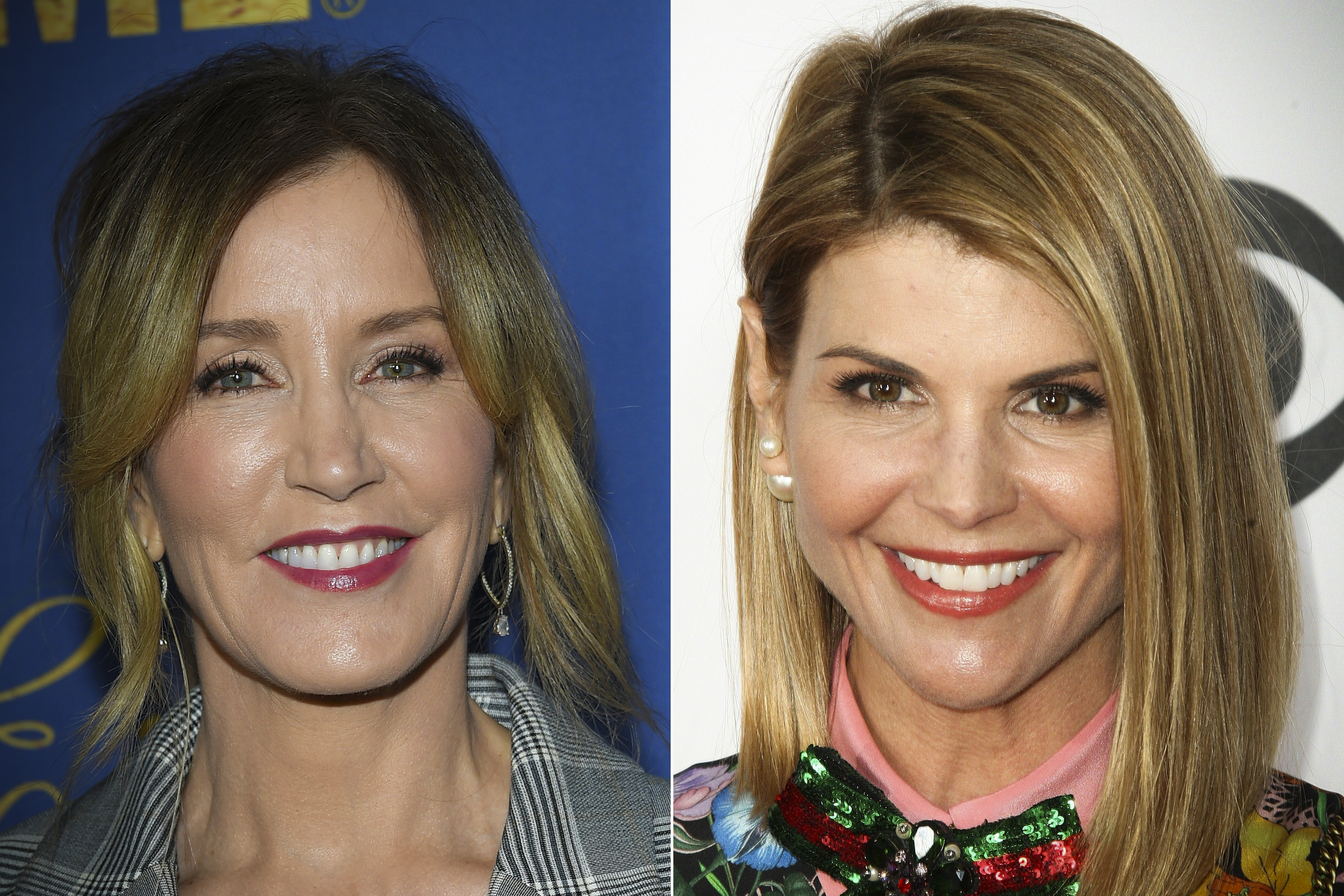 Lori Loughlin, Felicity Huffman among 50 charged in FBI college admissions fraud case
