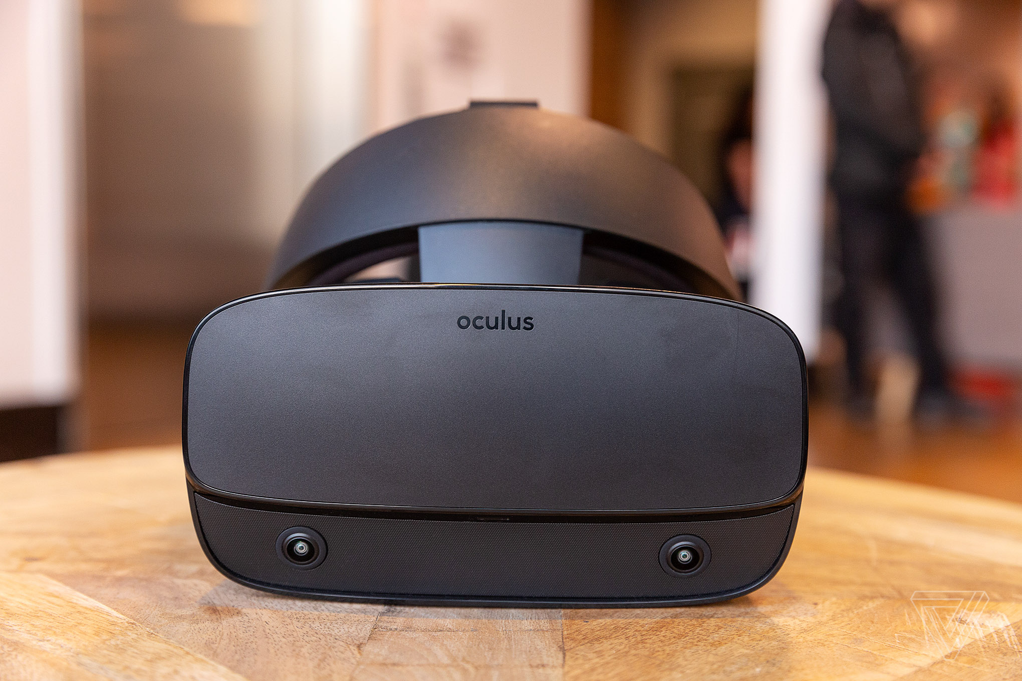 Oculus unveils the Rift S, a higher-resolution VR headset