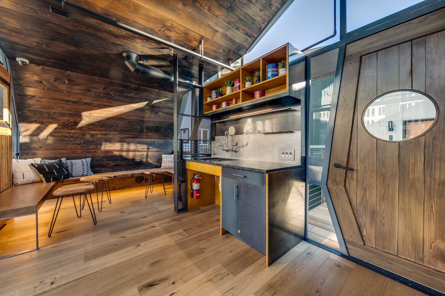 The latest SLU apartment amenity is a communal treehouse