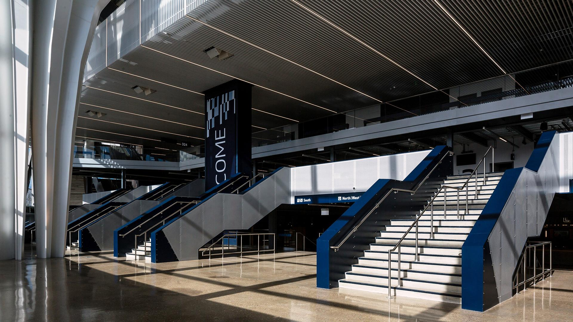 Check Out These Awesome Photos From Inside Tottenham S New Stadium Cartilage Free Captain