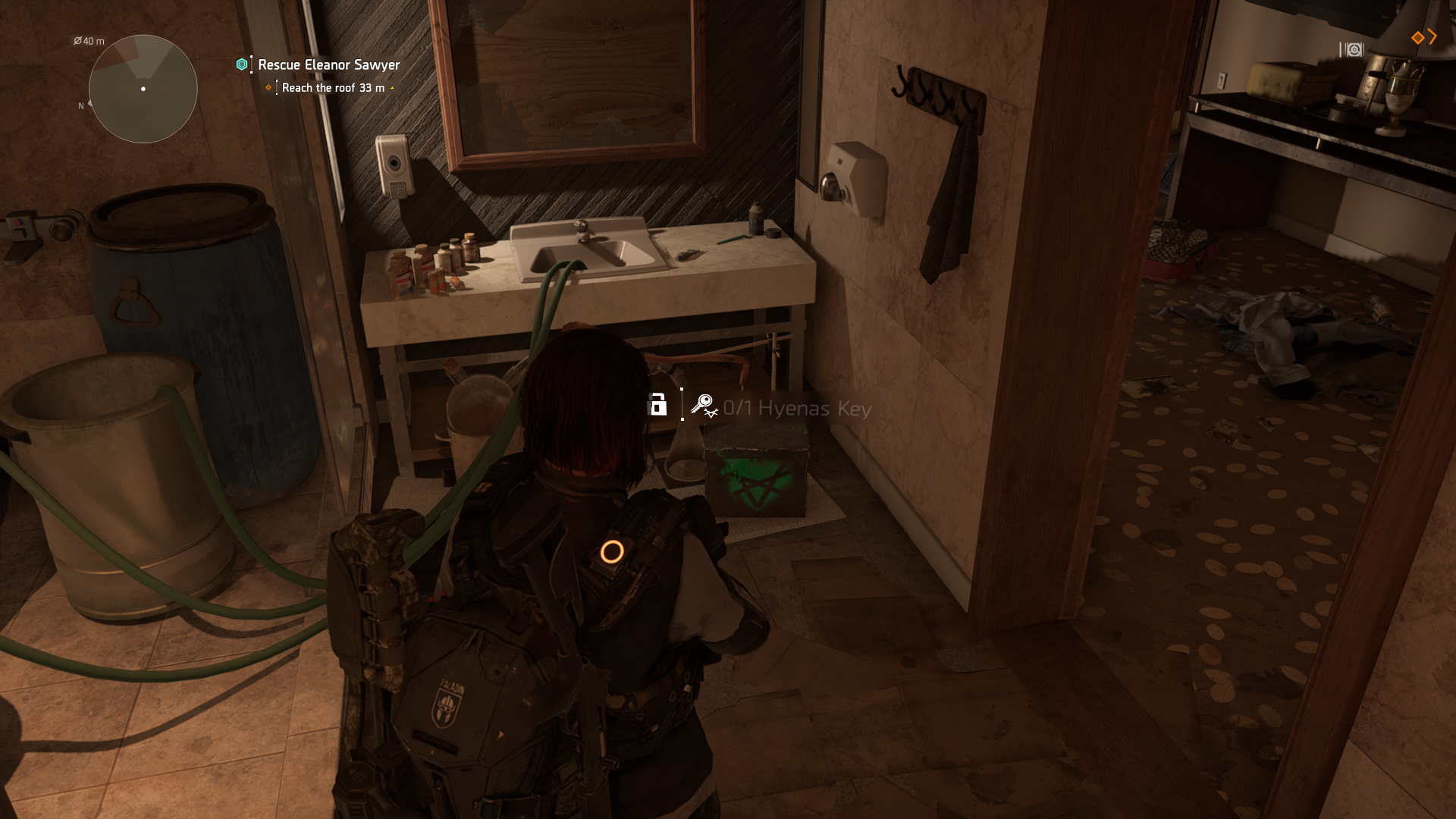division 2 modified mods