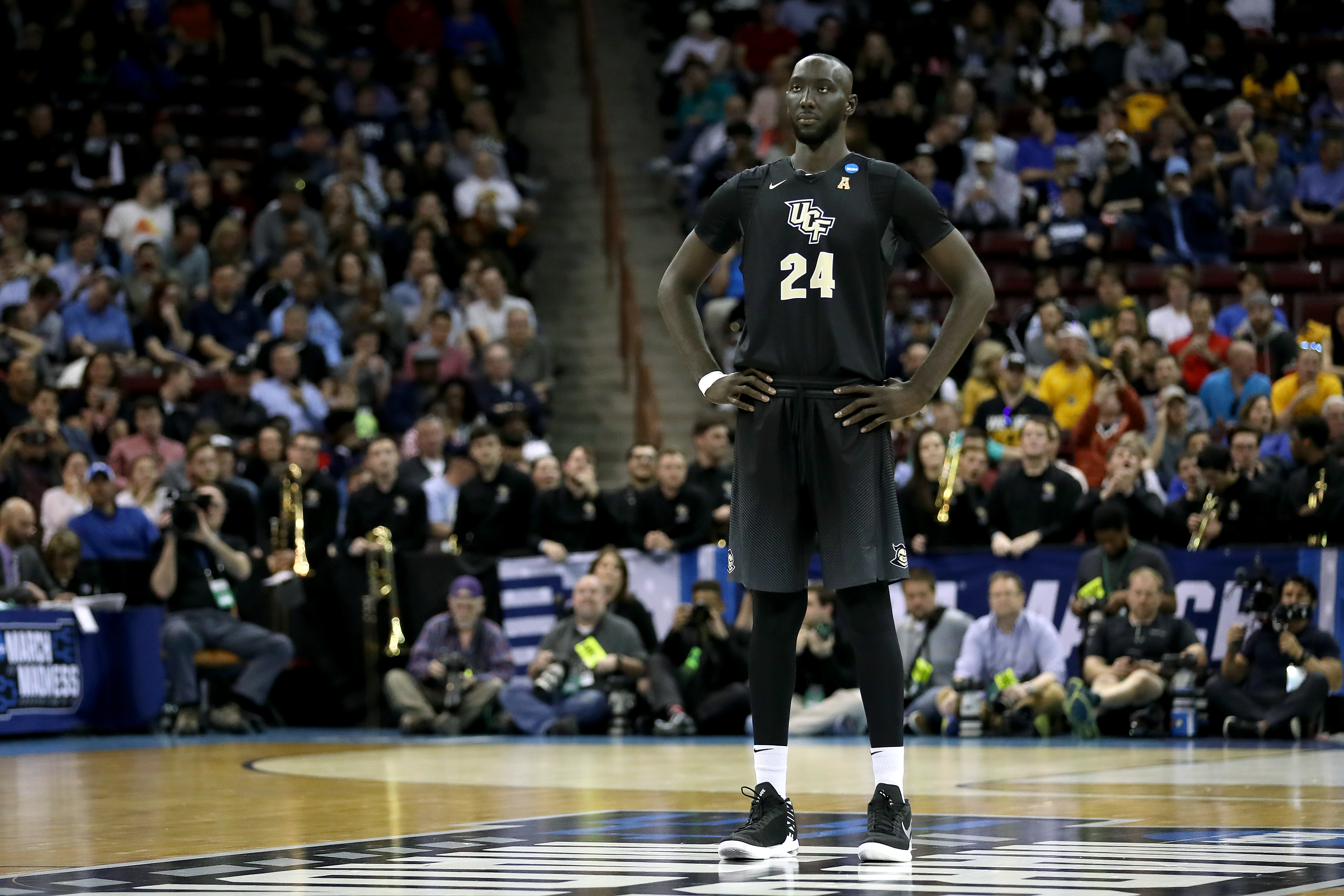 Duke vs. UCF: Zion Williamson vs. Tacko Fall is the NCAA tournament matchup we deserve