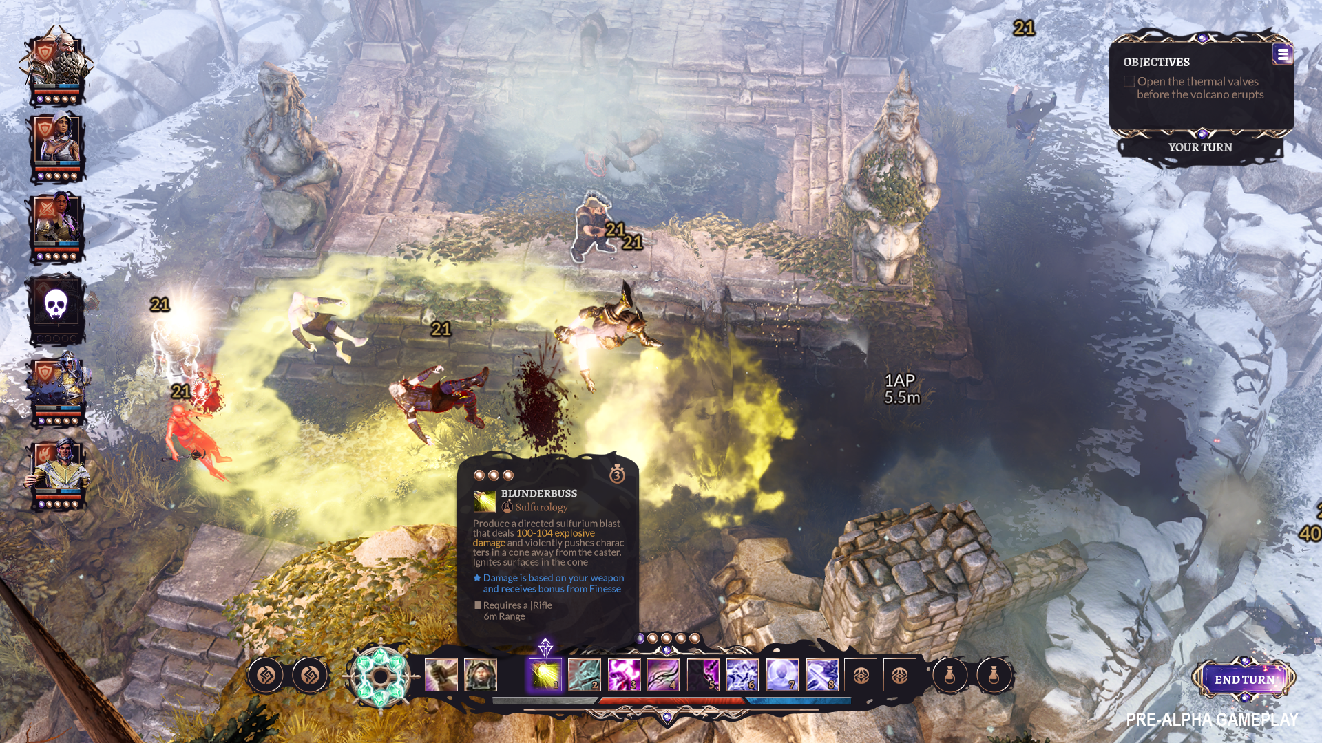 Divinity: Fallen Heroes is a new Divinity tactics game with co-op