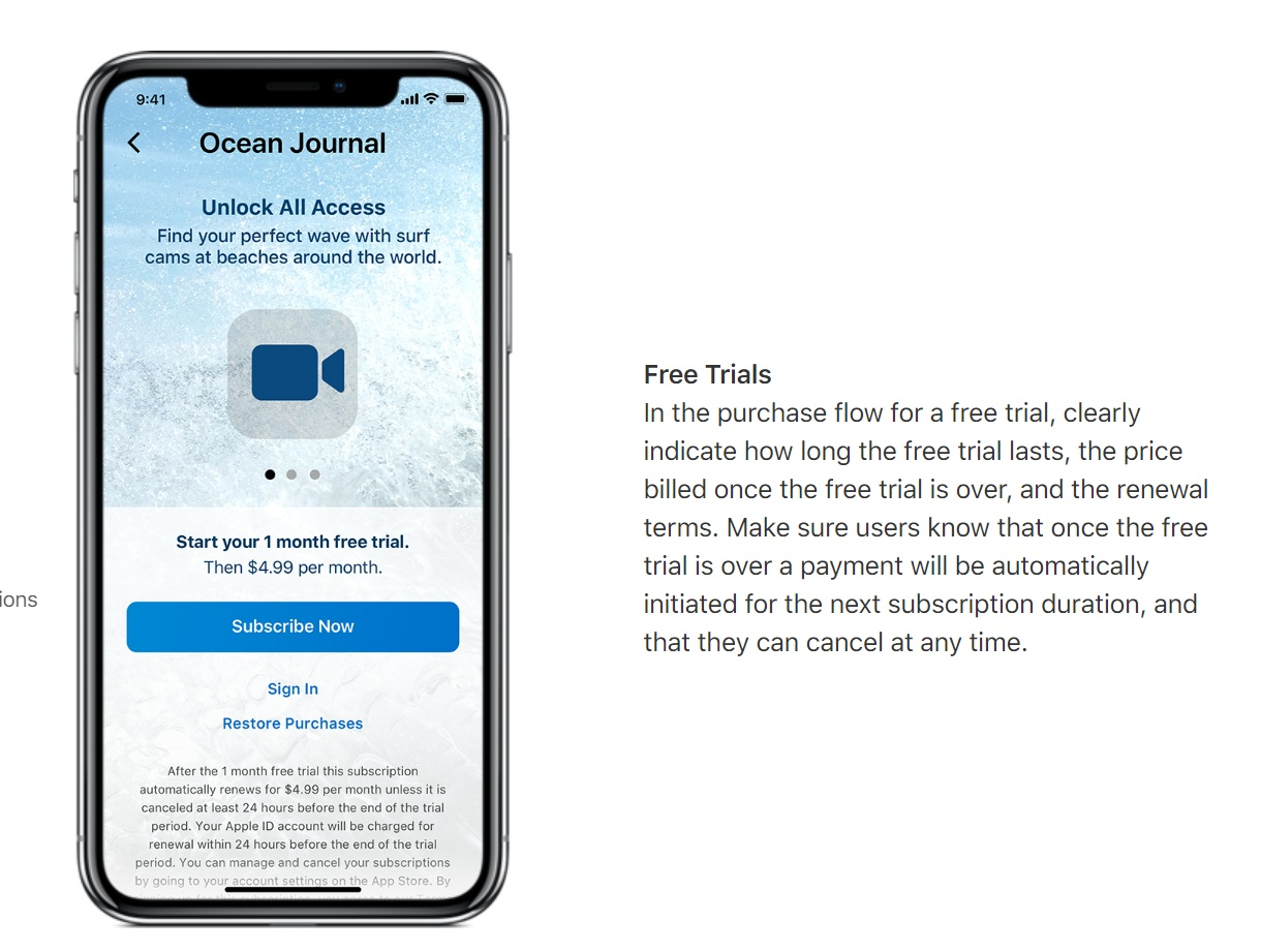 Apple News Plus doesn't follow Apple's own subscription rules - The