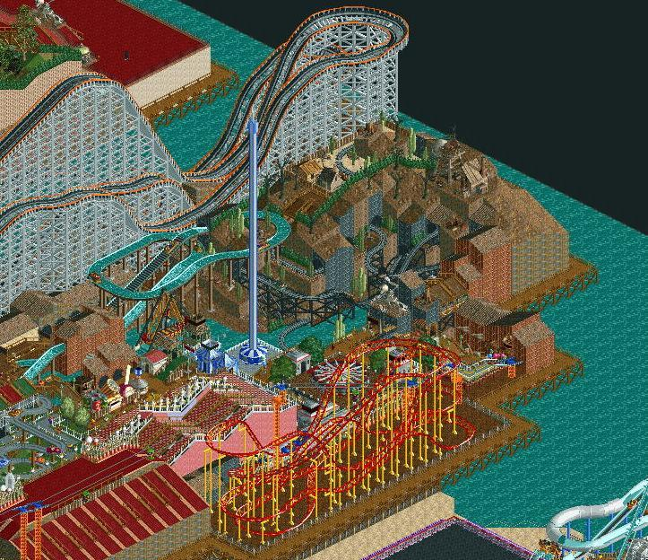 How To Play Rollercoaster Tycoon