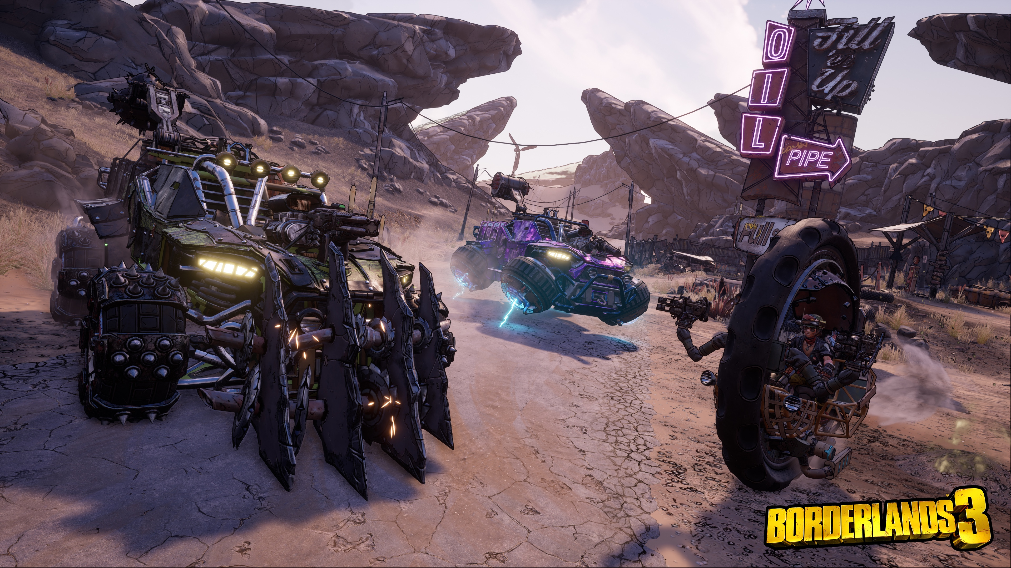 Borderlands 3: release date announced, new trailer, special