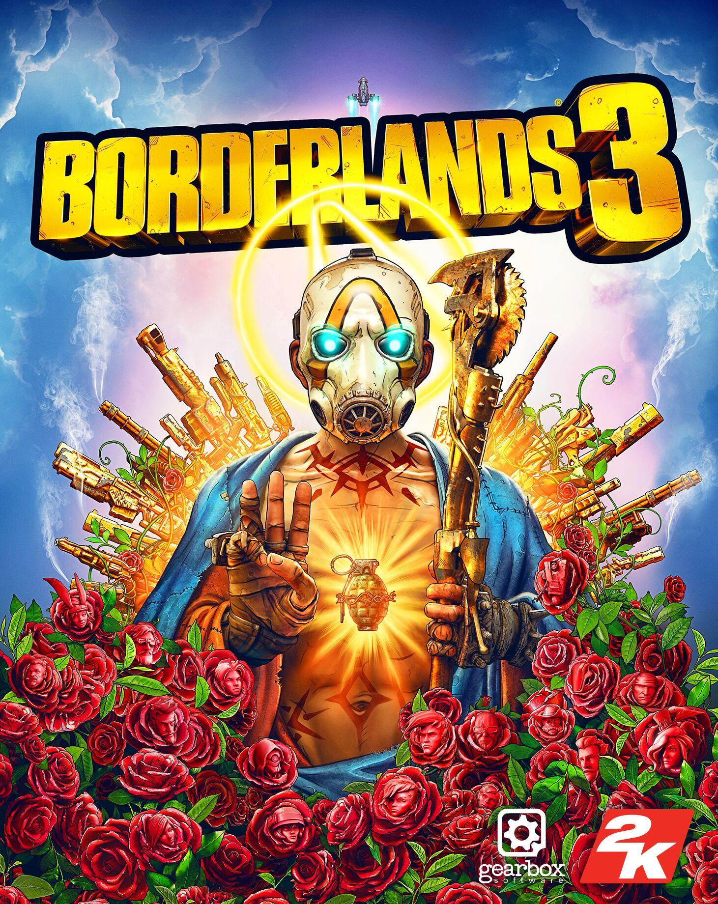 Borderlands 3 به فروشگاه Epic Store بر روی PC منحصر به فرد خواهد بود